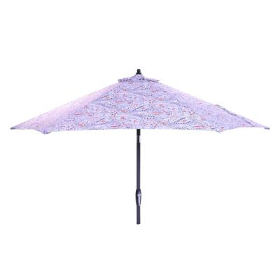 Zadie Twin Rectangular Market Umbrellas Within Latest Patio Festival 9 X 15 Ft (View 24 of 25)