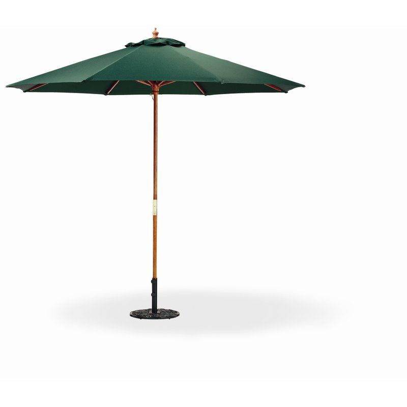 Zeman Market Umbrellas Pertaining To Well Liked Zeman 9' Market Umbrella (View 2 of 25)