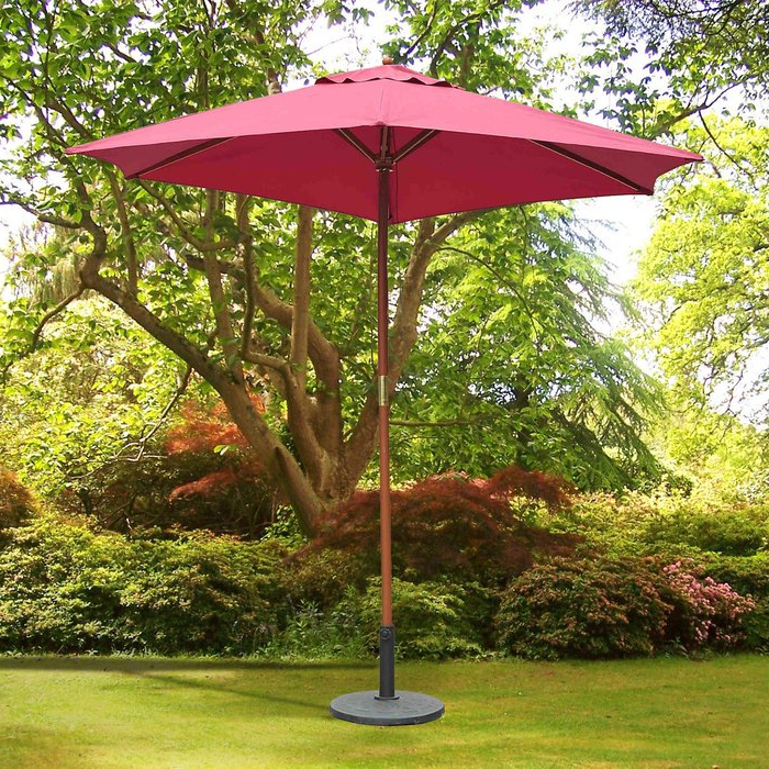 Zeman Market Umbrellas Throughout Well Known Kingsdown 8' Market Umbrella (View 11 of 25)