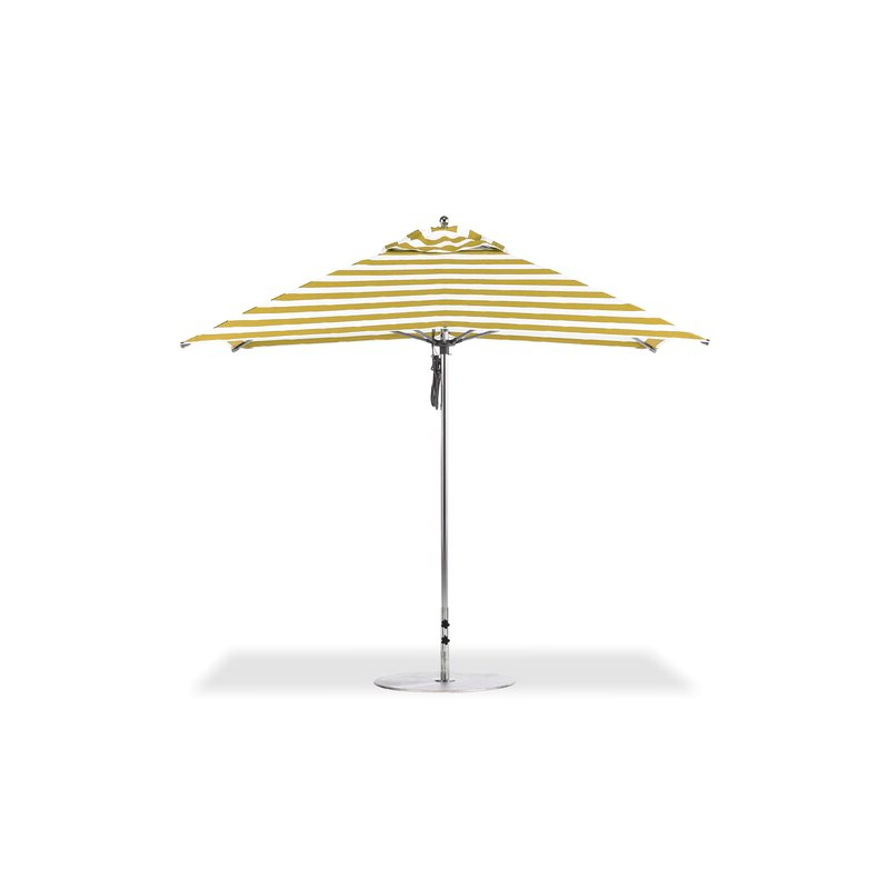 Zeman Market Umbrellas With 2018 Santana 10' Square Market Umbrella (View 6 of 25)