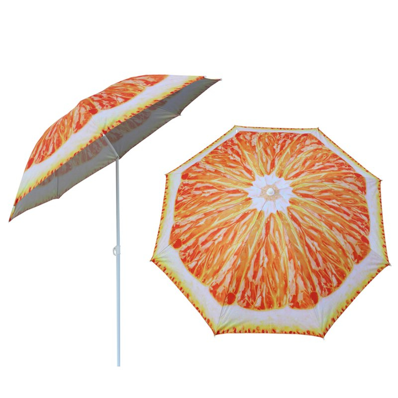 "Zuniga 5'2"" Beach Umbrella With Regard To Most Up To Date Alyson Joeshade Beach Umbrellas (View 24 of 25)"