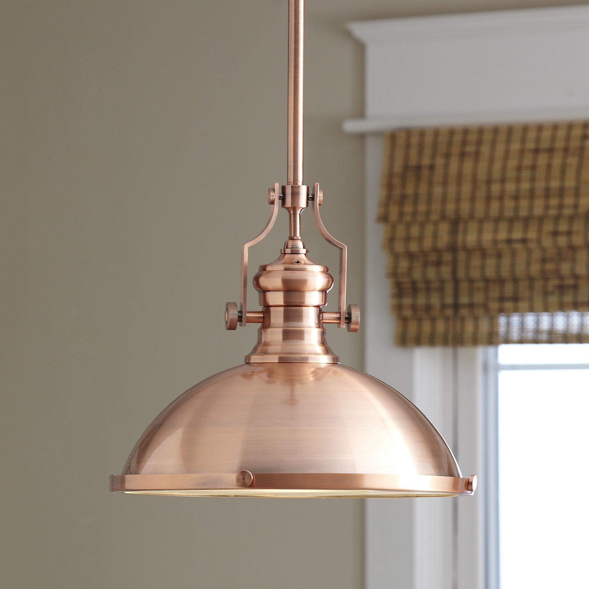 1 Light Single Dome Pendant With Regard To Current Freeda 1 Light Single Dome Pendants (Gallery 18 of 25)