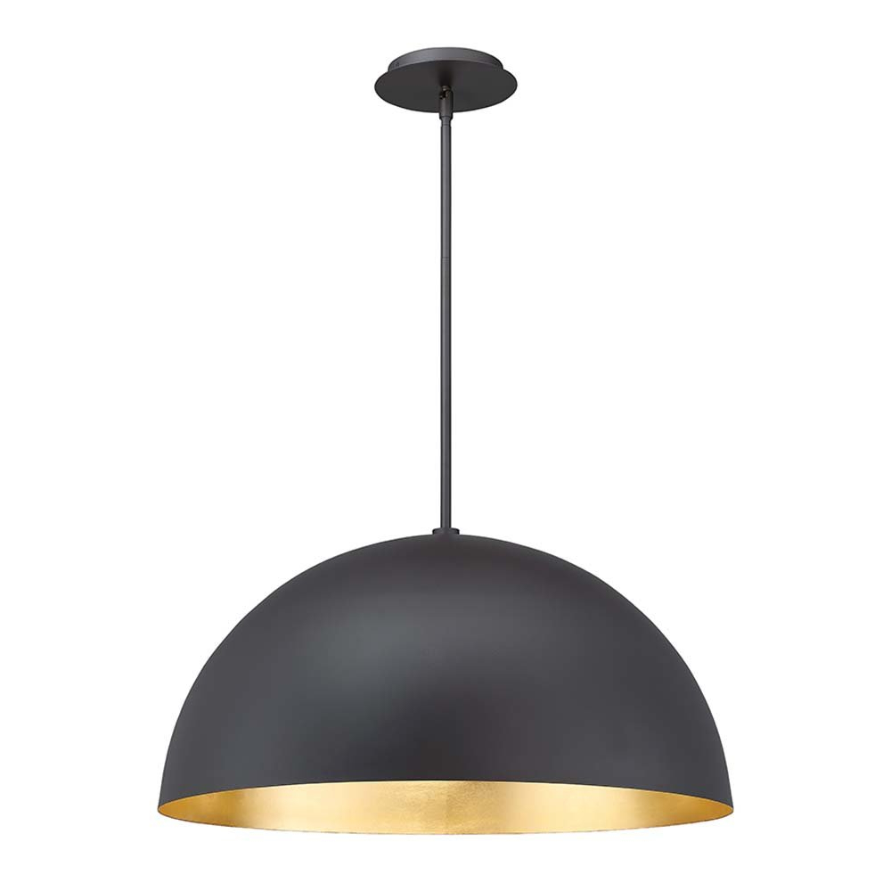 1 Light Single Dome Pendants For Most Recent Yolo 1 Light Led Single Dome Pendant (Gallery 20 of 25)