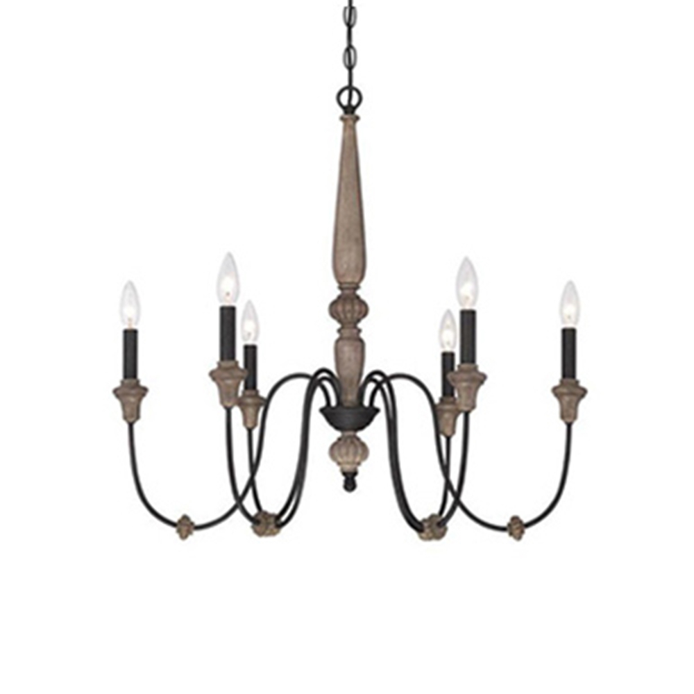 2019 Giverny 9 Light Candle Style Chandeliers Regarding Chandeliers – The Home Depot (View 1 of 25)