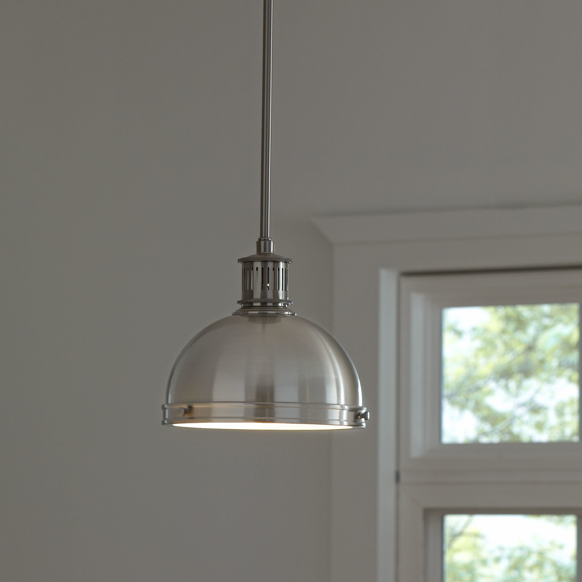 2019 Ninette 1-Light Dome Pendants with regard to Ninette 1-Light Dome Pendant