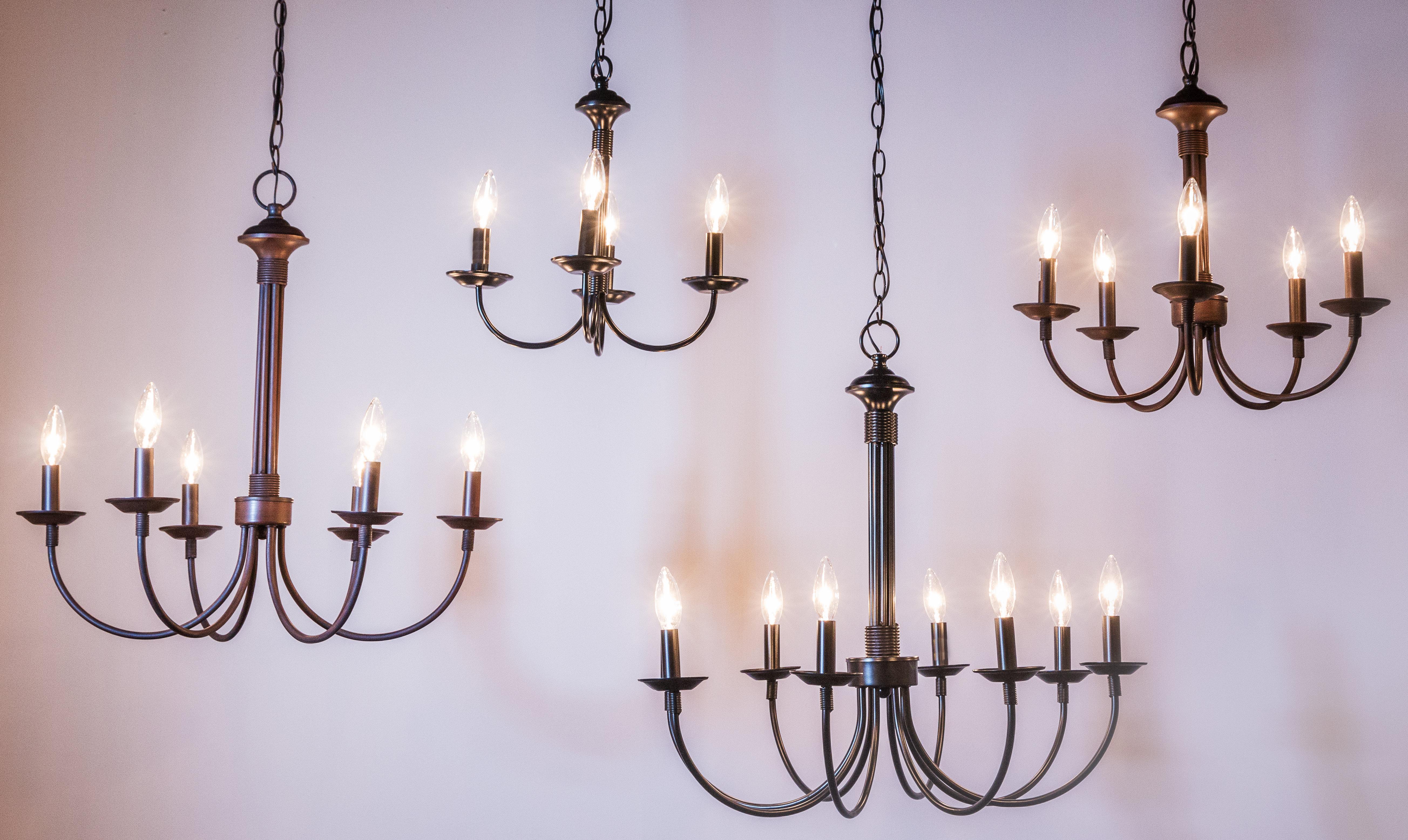 2019 Shaylee 5 Light Candle Style Chandelier Regarding Shaylee 8 Light Candle Style Chandeliers (View 2 of 25)