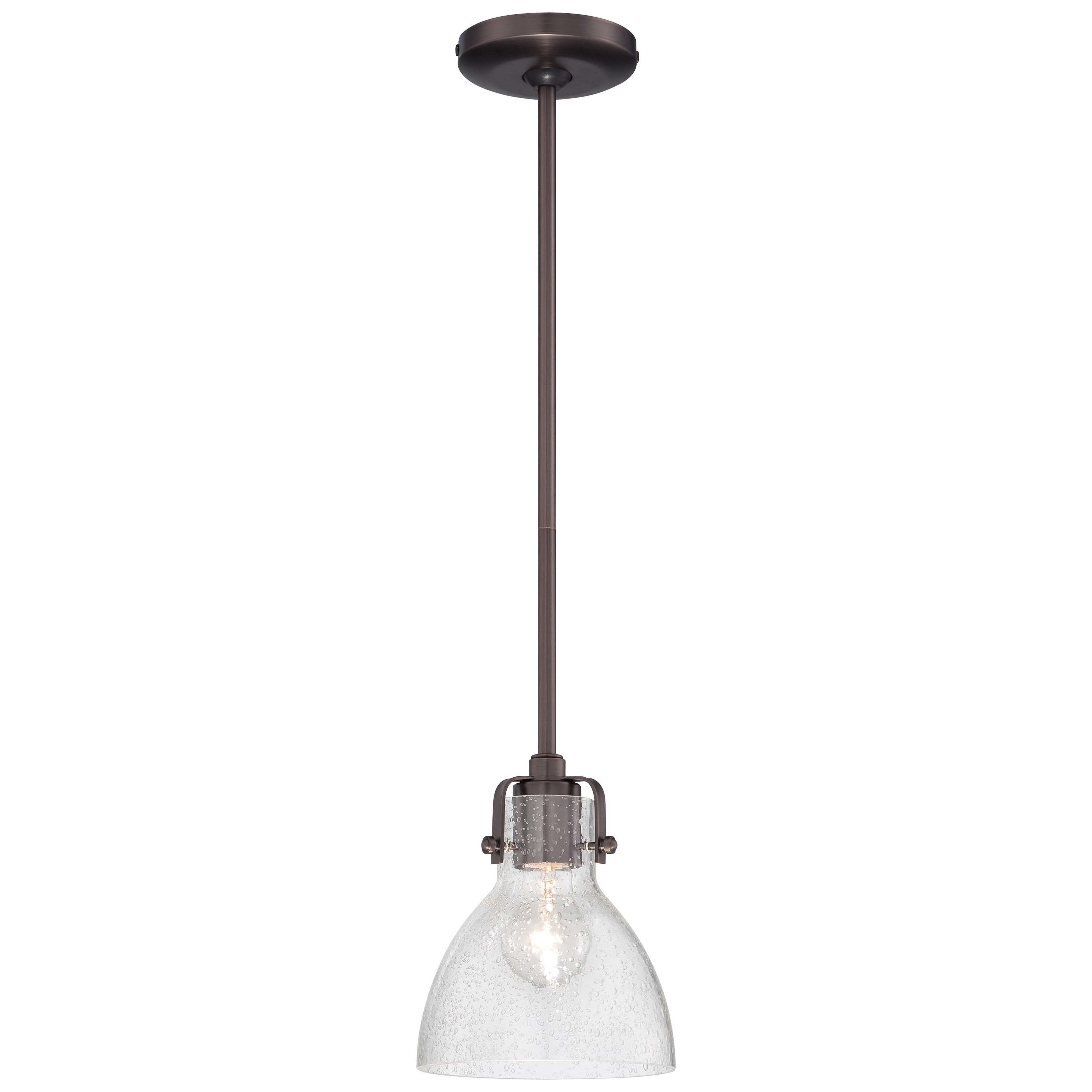 2020 Andover Mills Goldie 1 Light Single Bell Pendant For Akakios 1 Light Single Bell Pendants (View 3 of 25)