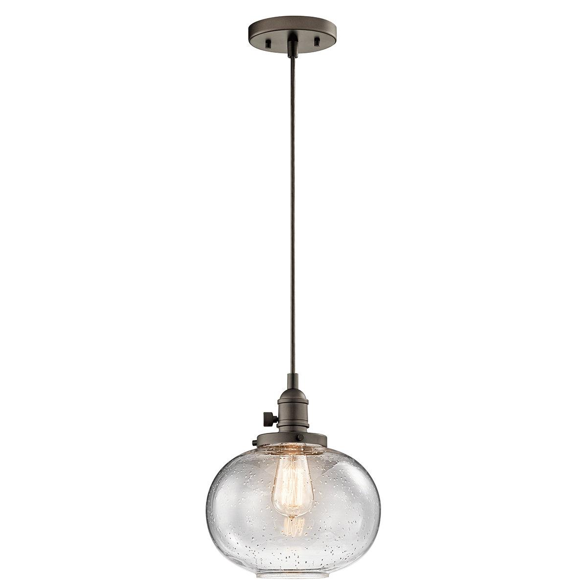 2020 Antioch 1-Light Single Globe Pendant intended for Betsy 1-Light Single Globe Pendants
