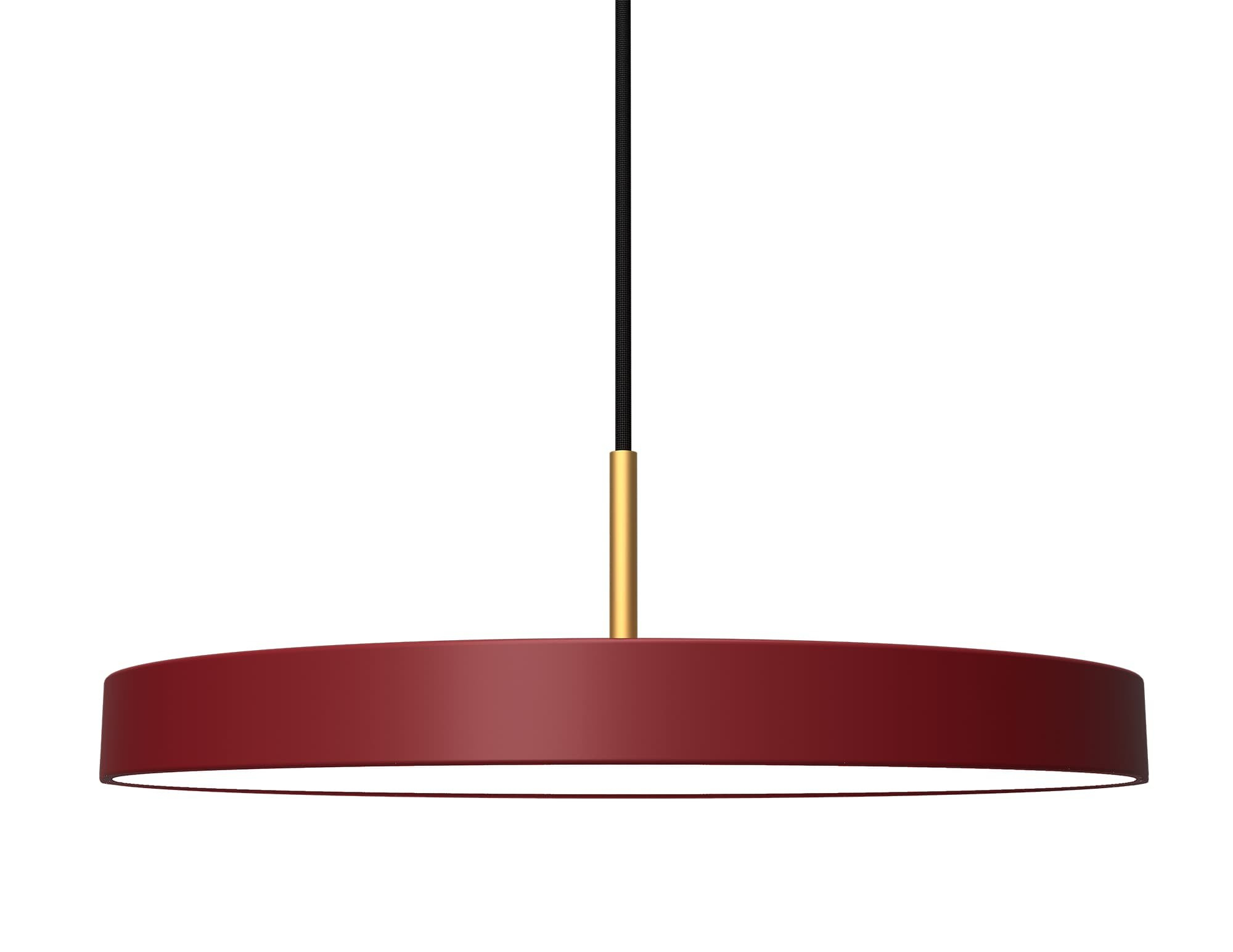 2020 Emaria 3-Light Single Drum Pendants within Woodstock 1-Light Led Single Drum Pendant