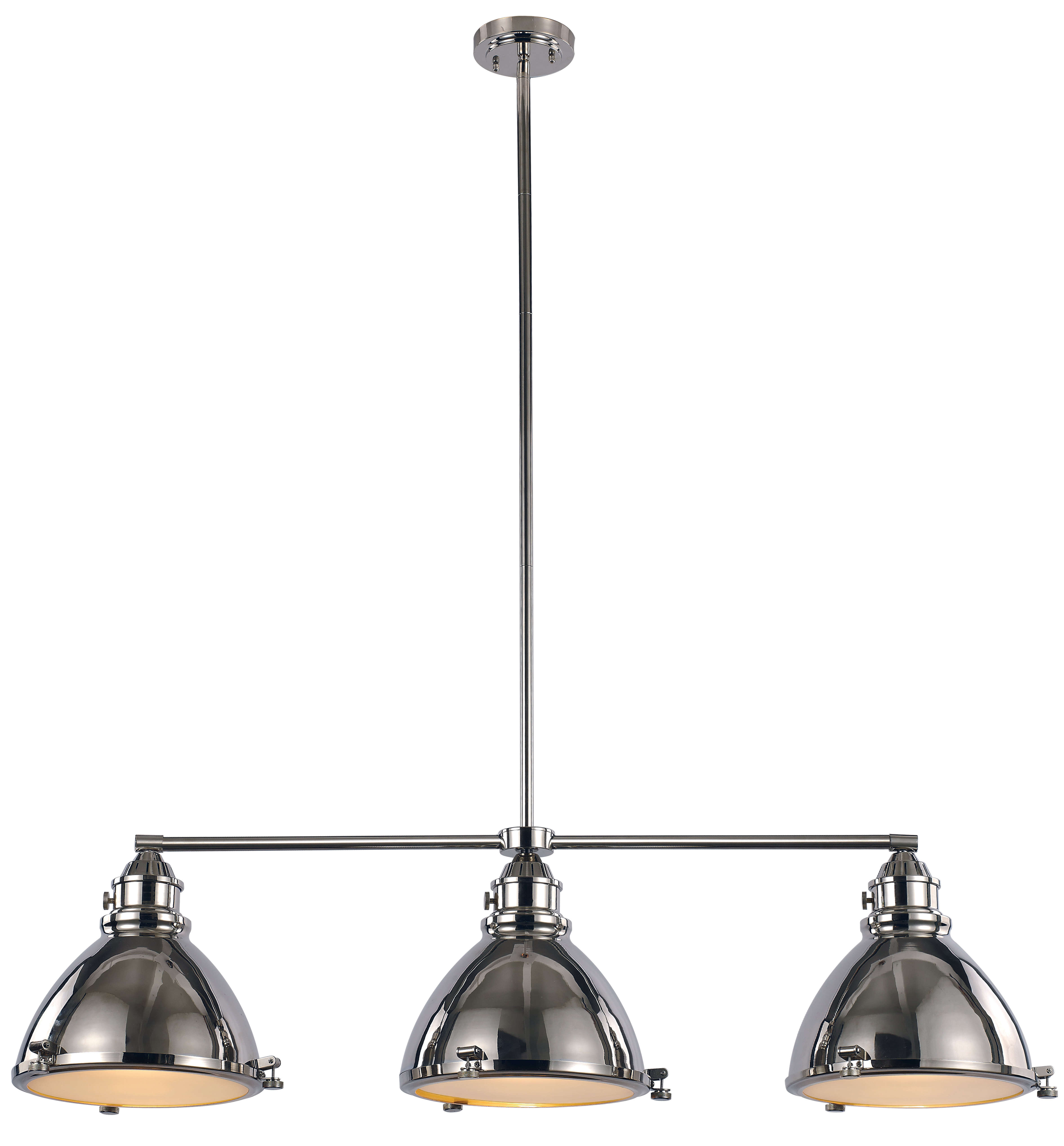 2020 Euclid 2-Light Kitchen Island Linear Pendants inside Laurel Foundry Modern Farmhouse Dewey 3-Light Kitchen Island Linear Pendant