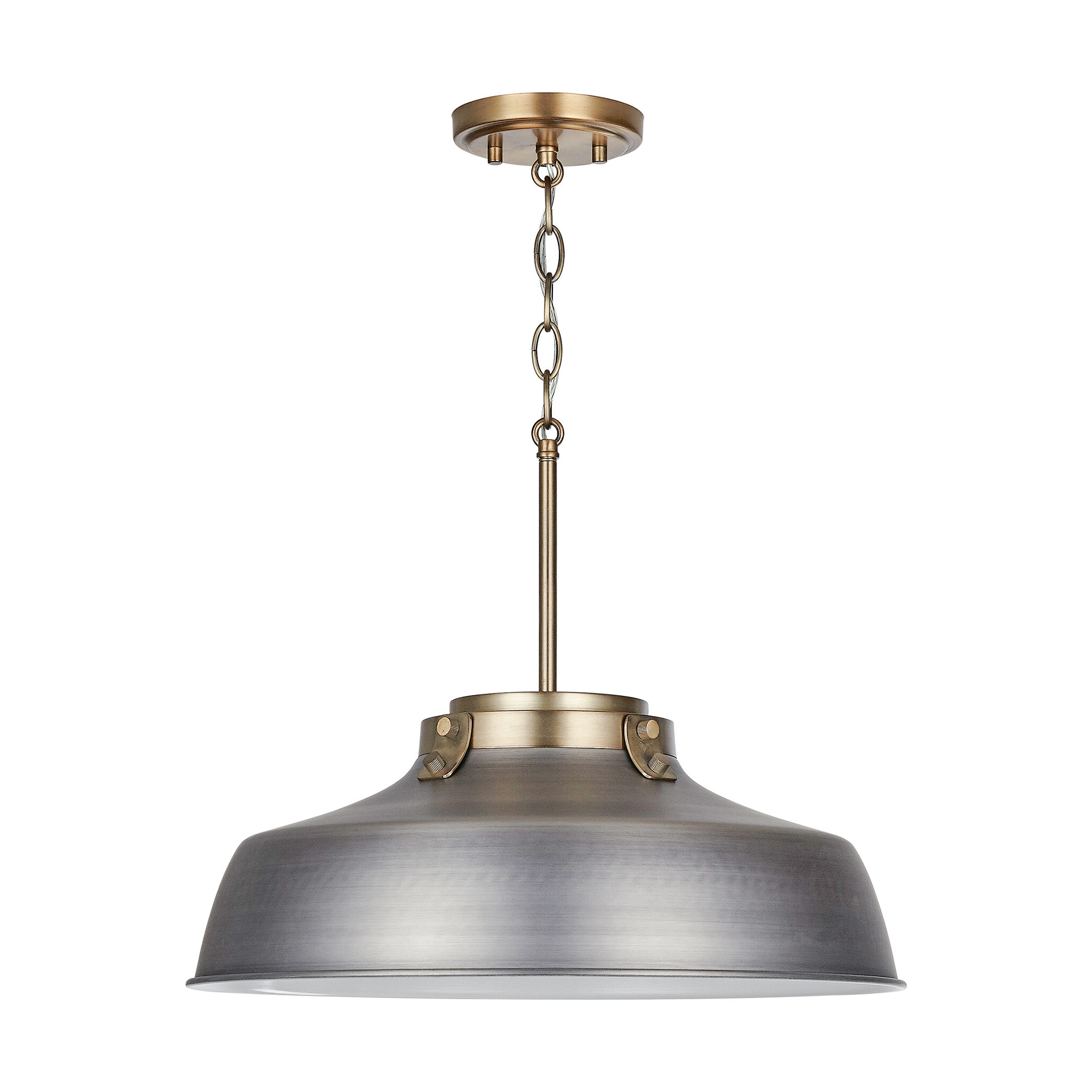 2020 Knoxville 1 Light Single Teardrop Pendants Inside 1 Light Single Dome Pendant (View 3 of 25)