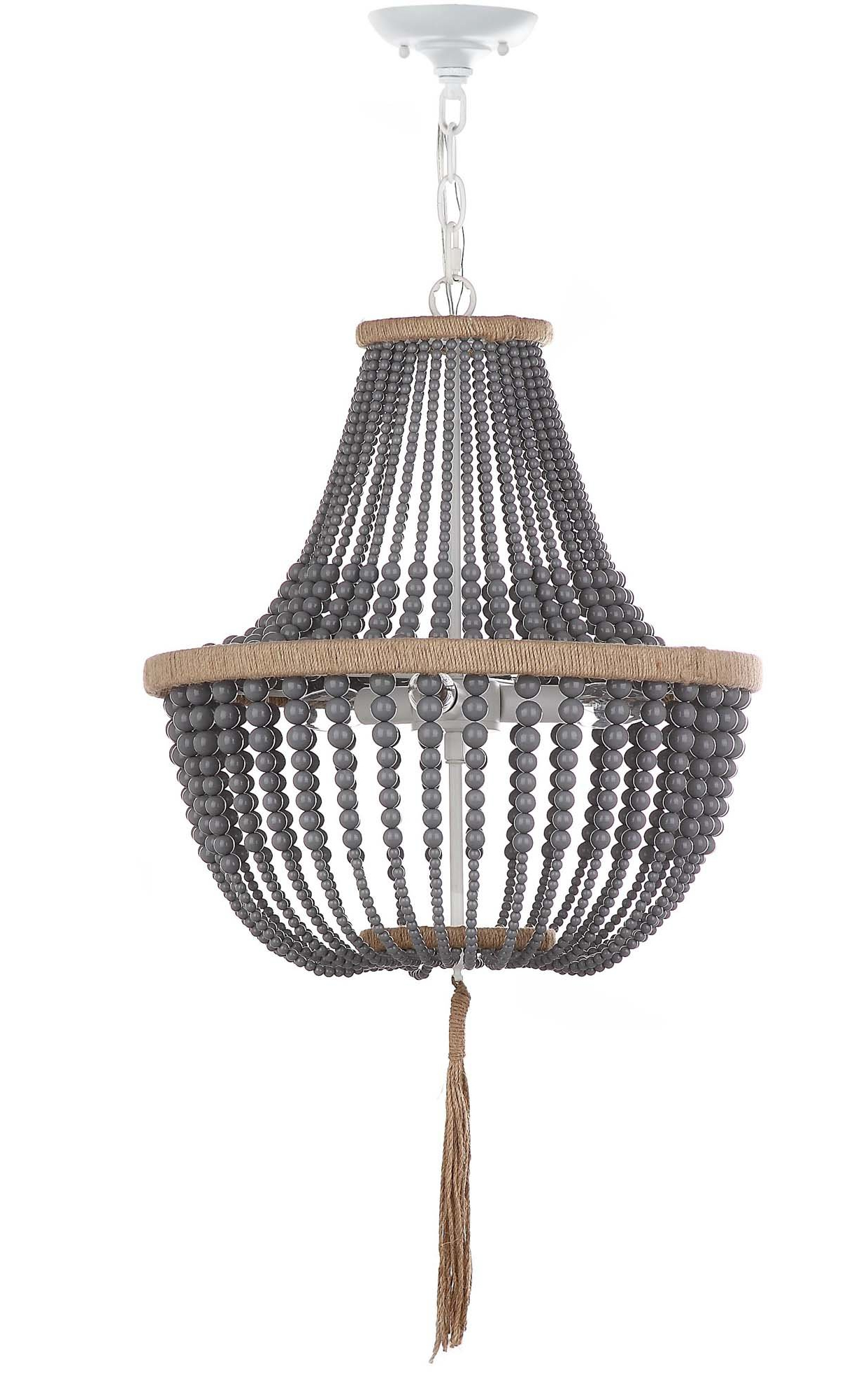 2020 Lyon 3-Light Unique / Statement Chandelier within Nehemiah 3-Light Empire Chandeliers