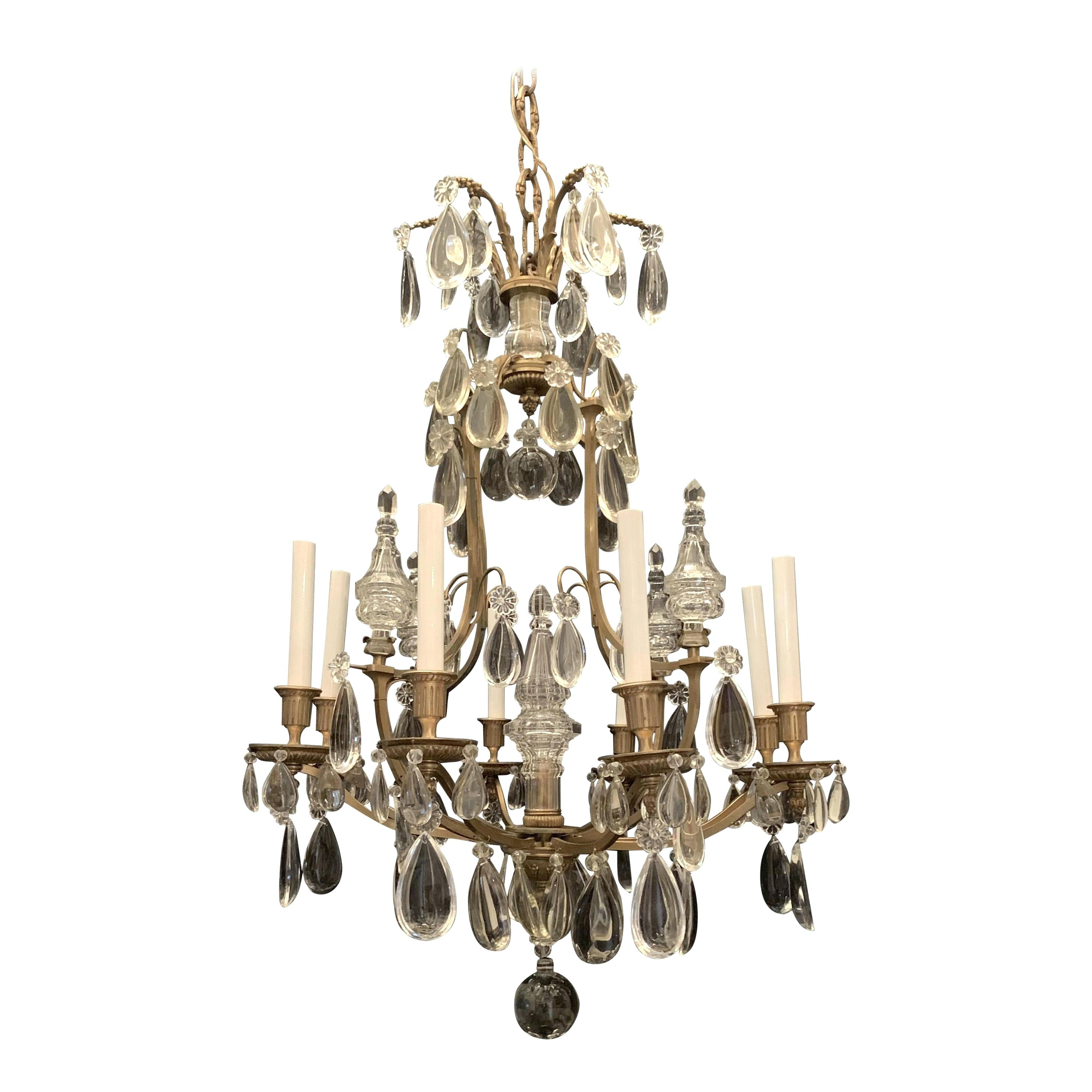 9 Light Chandelier – Wethepeopleoklahoma throughout Recent Mcknight 9-Light Chandeliers