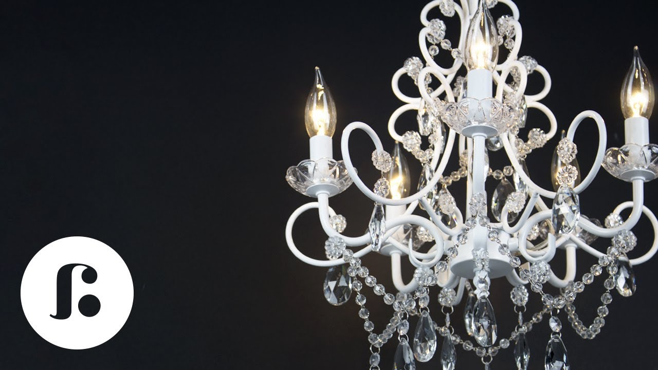 Amalfi Decor Throughout Thresa 5 Light Shaded Chandeliers (View 15 of 25)