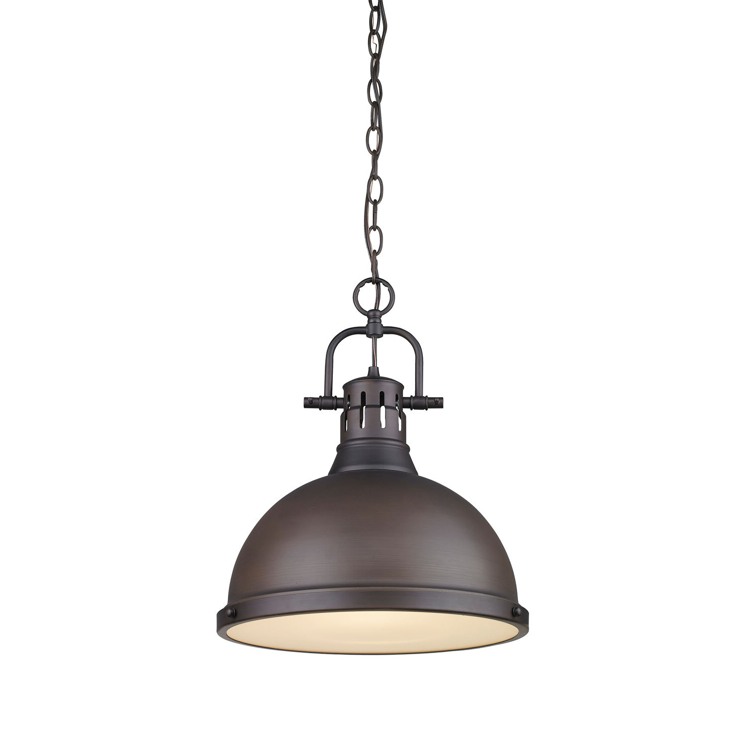 Amara 2 Light Dome Pendants Throughout Fashionable Bodalla 1 Light Dome Pendant (View 12 of 25)
