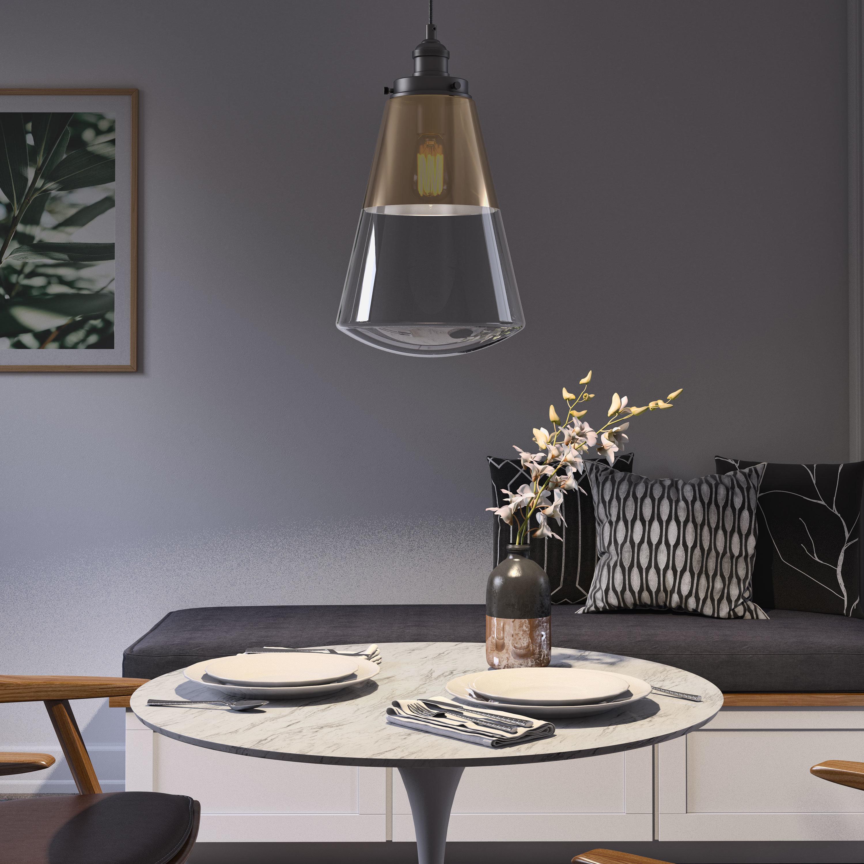 Featured Photo of Ammerman 1 Light Cone Pendants