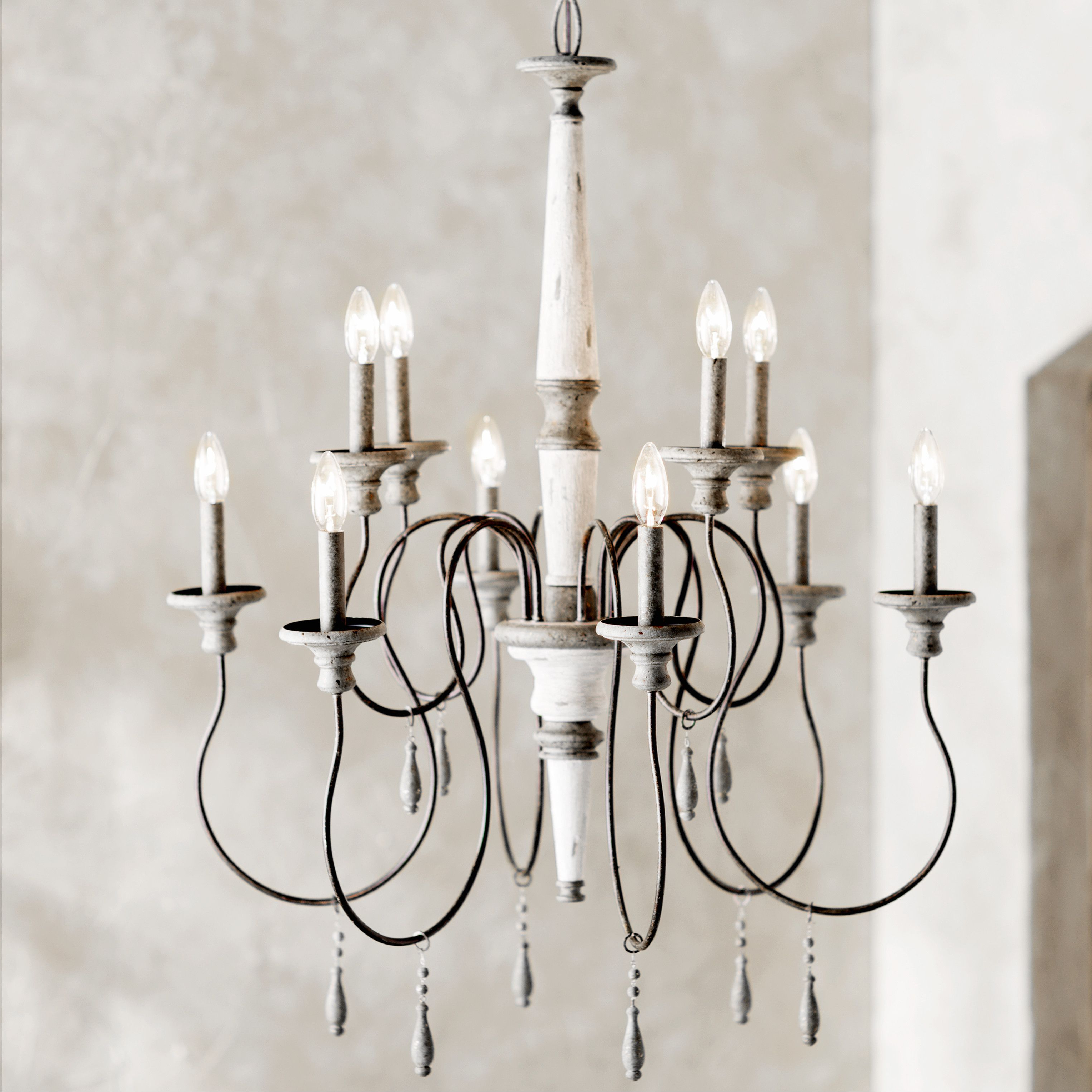 Armande Candle Style Chandeliers In Widely Used Armande Candle Style Chandelier (View 10 of 25)