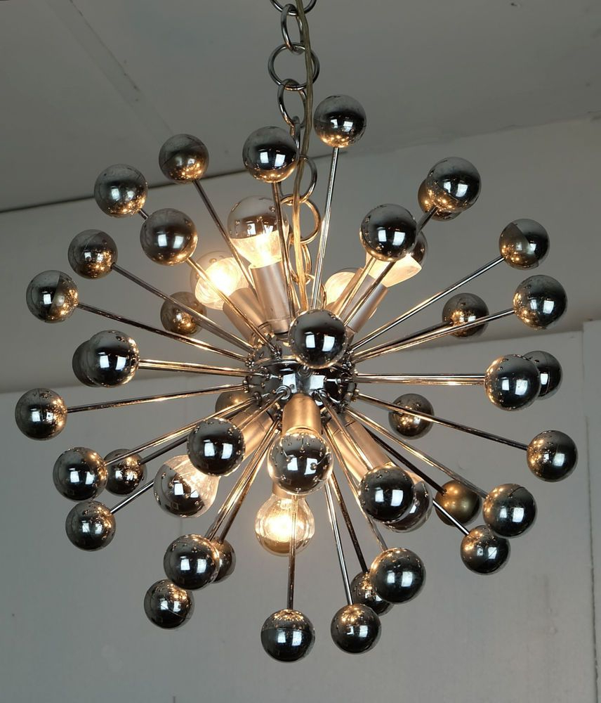 Bacchus 12-Light Sputnik Chandeliers for Trendy Pin On Space Age Lamps