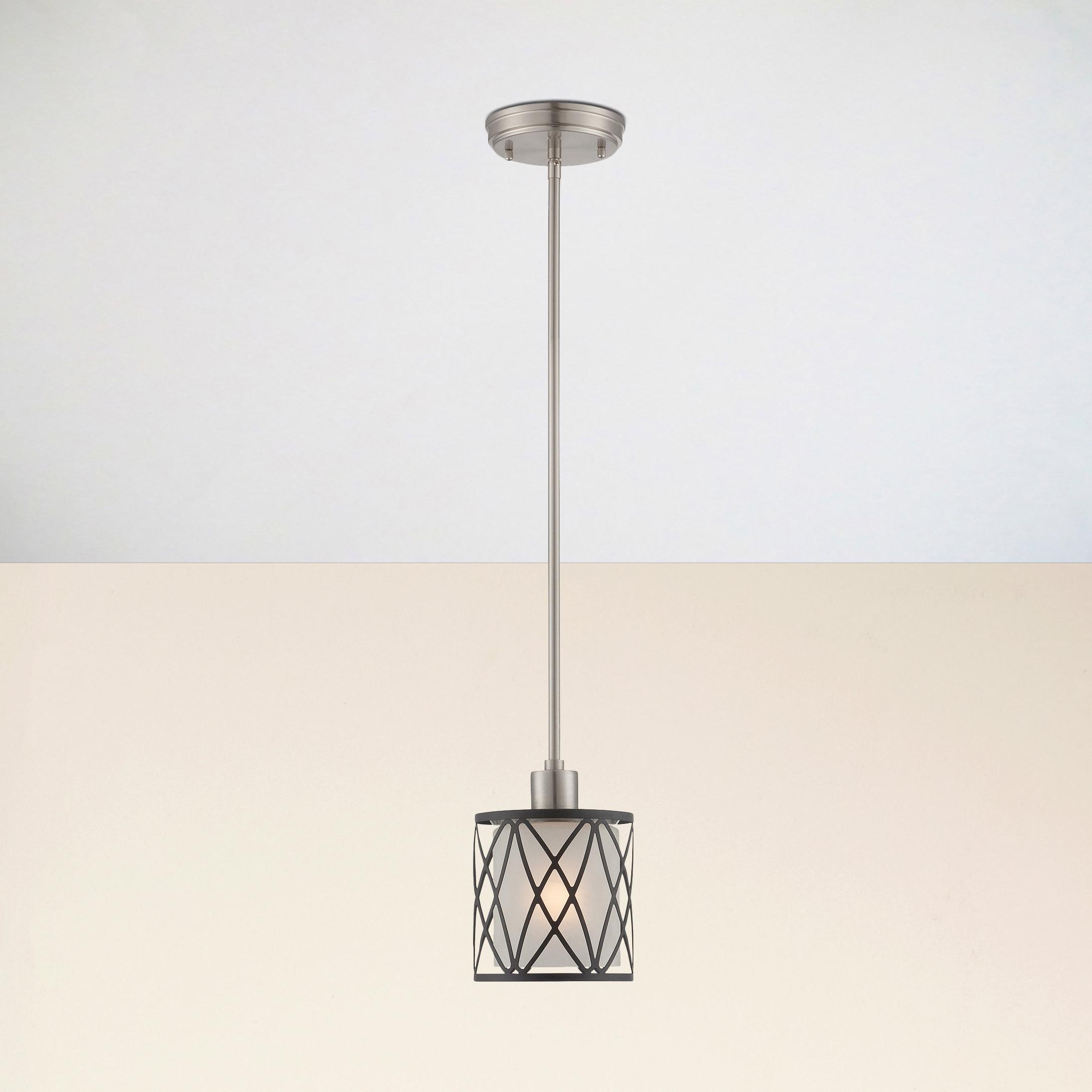 Balducci 5-Light Pendants within Well-liked Hartland 1-Light Pendant