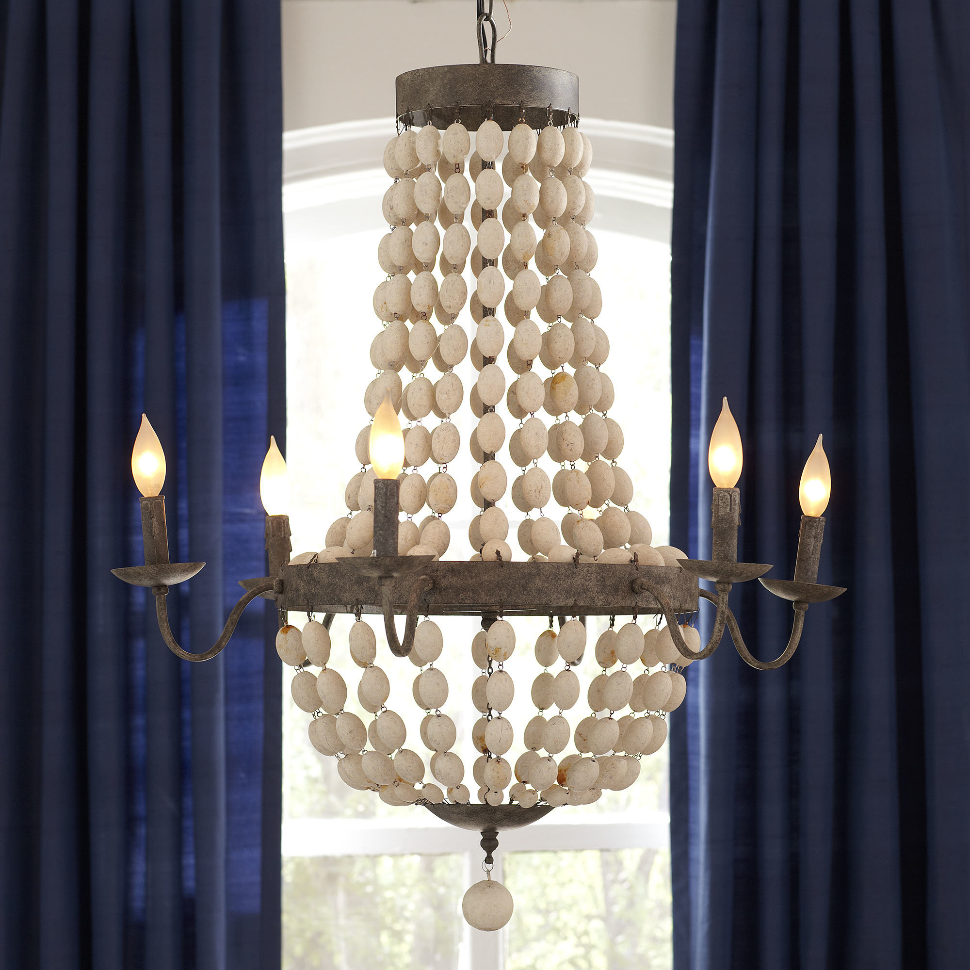 Bargas 6 Light Empire Chandelier Intended For 2020 Duron 5 Light Empire Chandeliers (View 8 of 25)