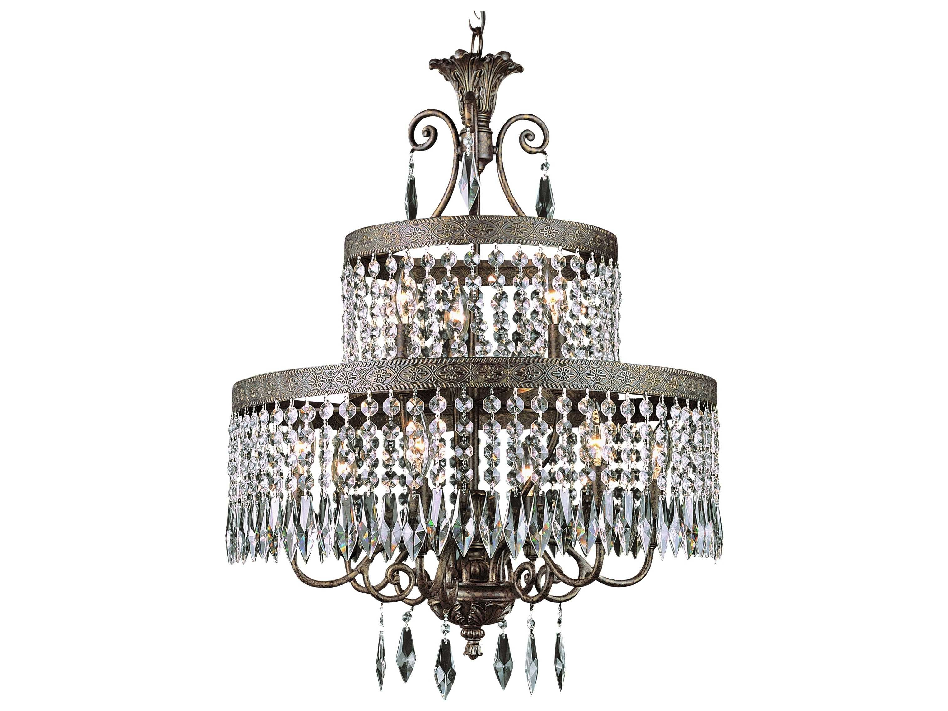 Benedetto 5 Light Crystal Chandeliers Regarding Popular Better Price Avail Trans Globe Lighting Eclectic Boutique (View 19 of 25)