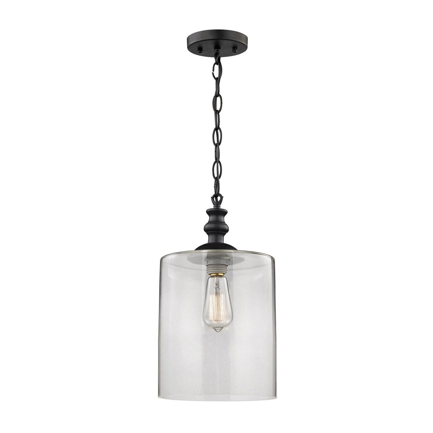 "Bergen - 15"" One Light Pendant"