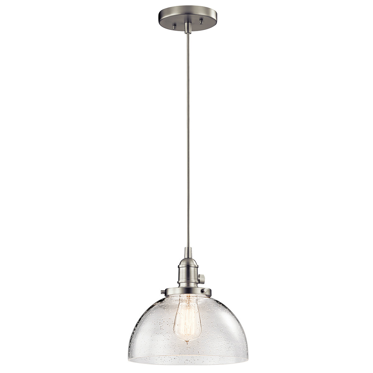 Best and Newest Antioch 1-Light Dome Pendant pertaining to Ninette 1-Light Dome Pendants