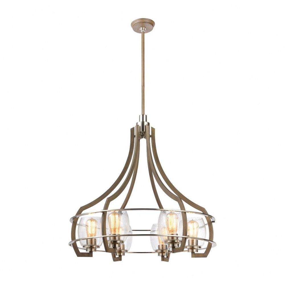 Best and Newest Armande Candle Style Chandeliers intended for Elk Lighting - Quality Pendants And Chandeliers