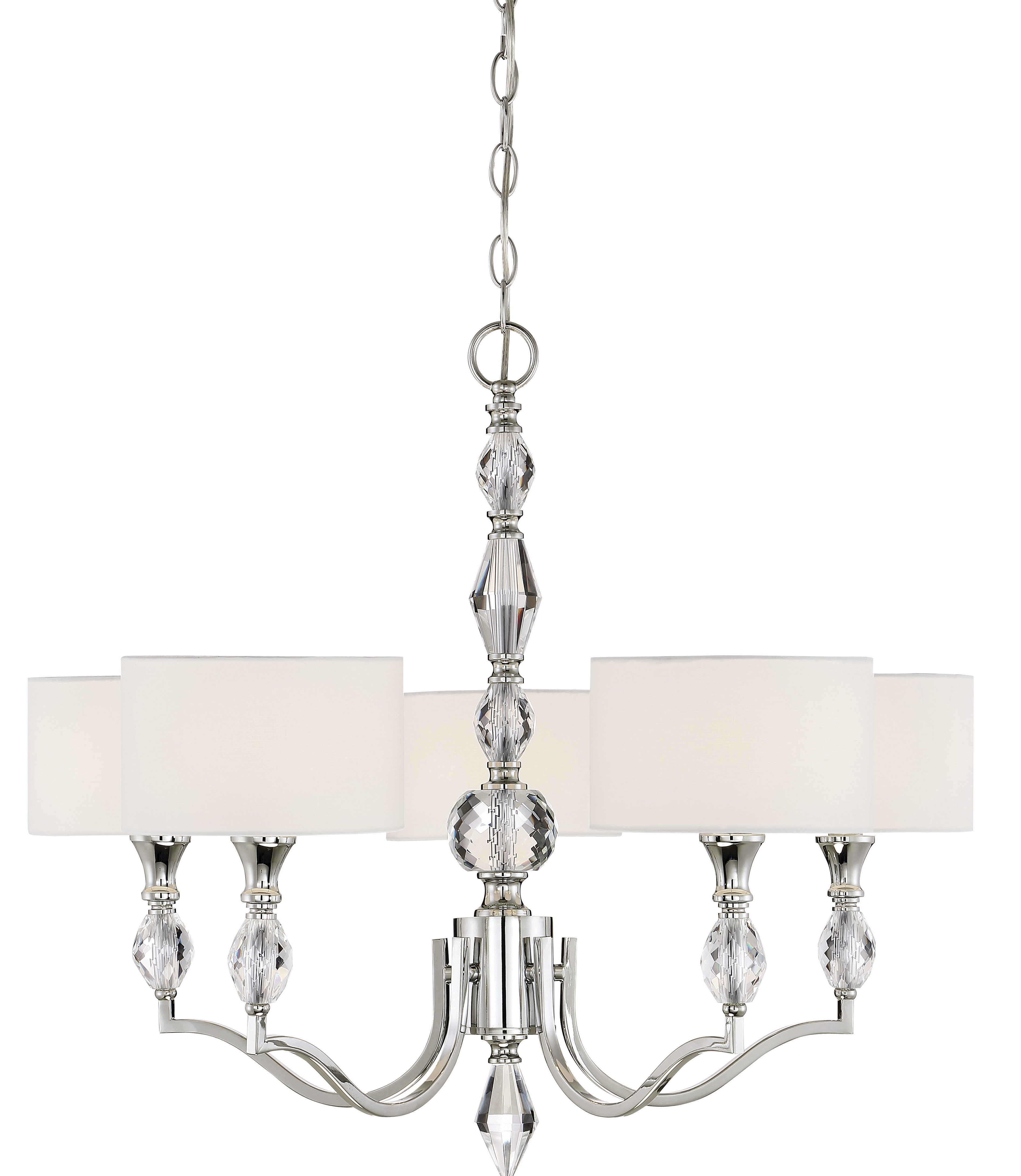 Best And Newest Farmhouse & Rustic House Of Hampton Chandeliers (View 3 of 25)