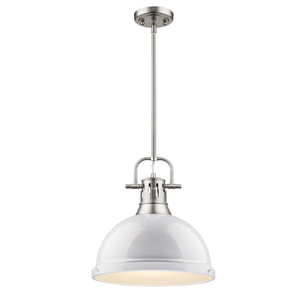Best and Newest Freeda 1-Light Single Dome Pendants within Bodalla 1-Light Single Dome Pendant