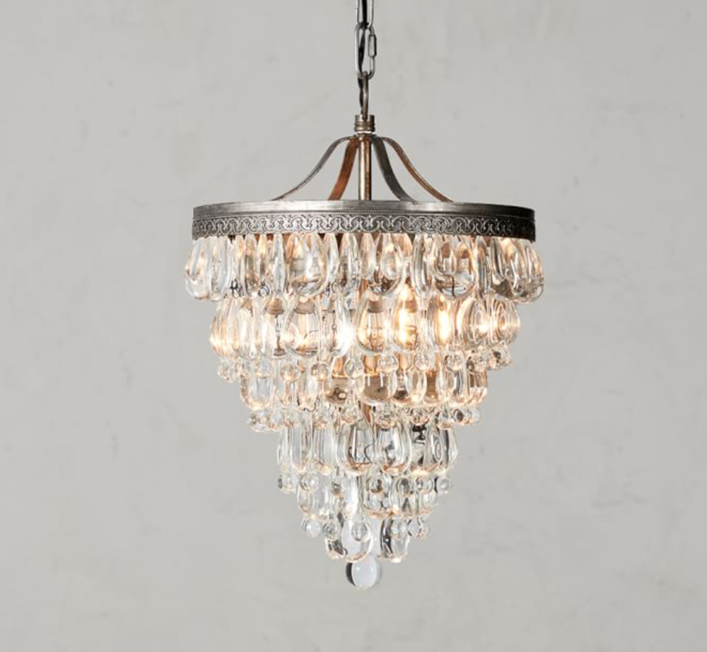 Best And Newest Hatfield 3 Light Novelty Chandeliers Intended For Pottery Barn Lighting Look Alikes For Less! — Trubuild (View 10 of 25)