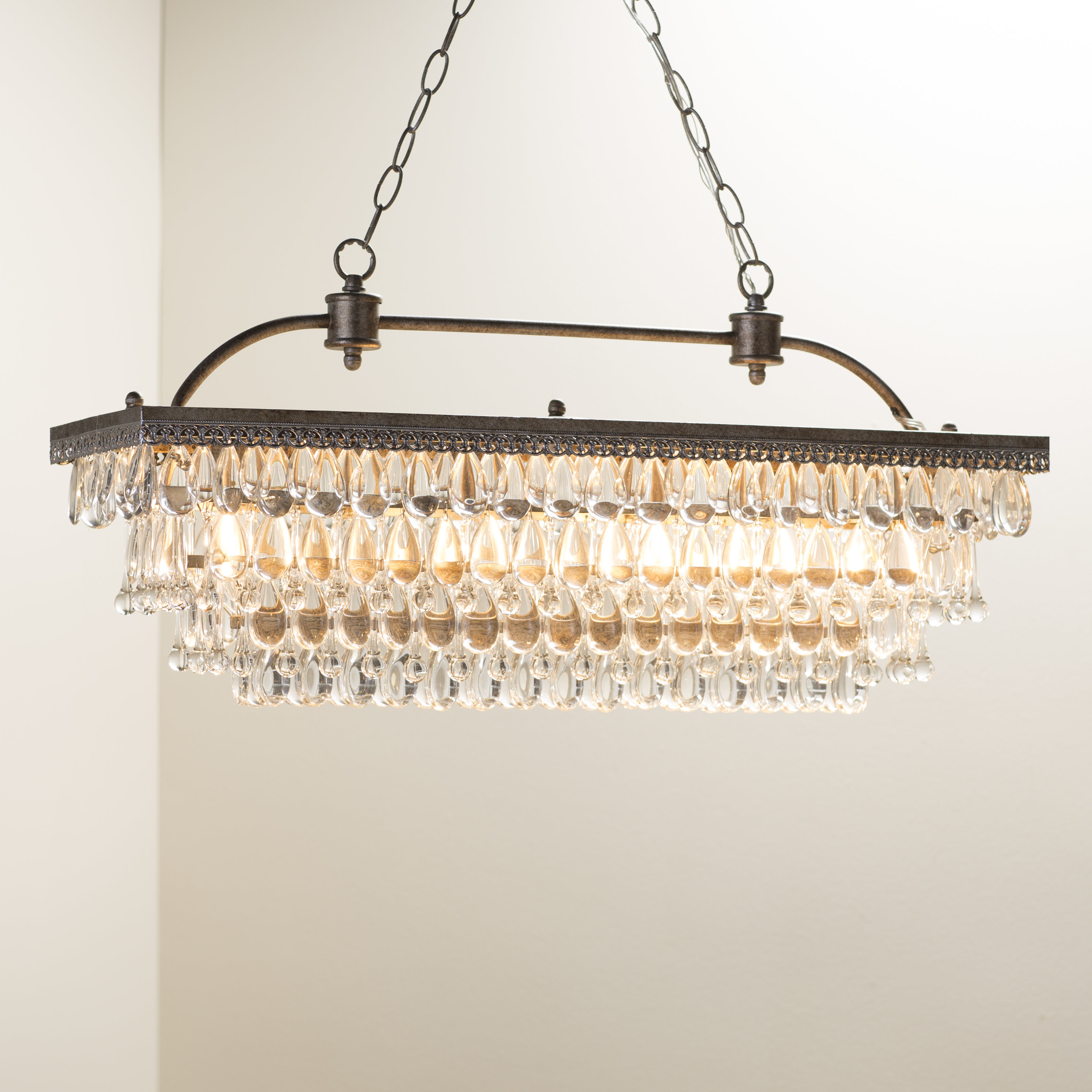 Best And Newest Mckinsey 6 Light Kitchen Island Pendant Intended For Gracelyn 8 Light Kitchen Island Pendants (View 19 of 25)