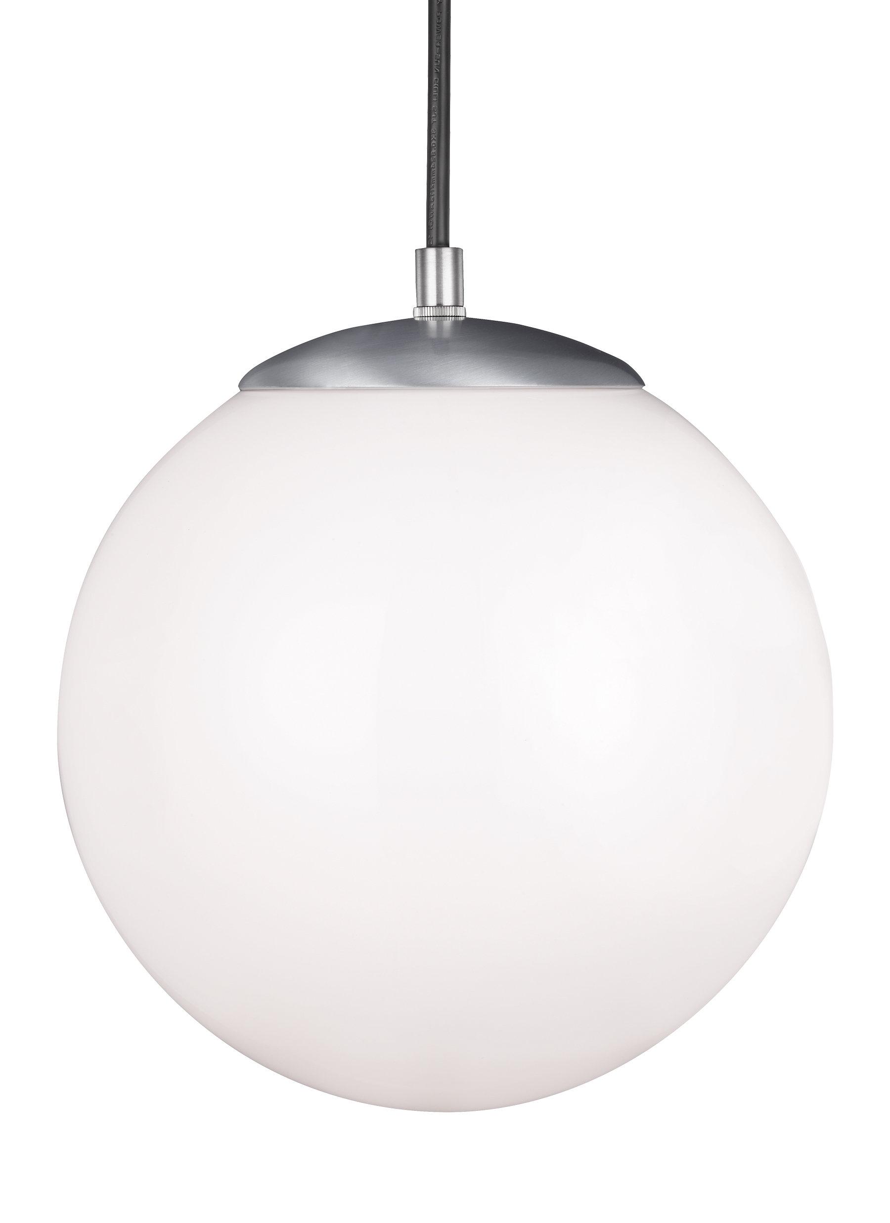 Best and Newest Quinn 1-Light Led Globe Pendant pertaining to Bautista 1-Light Single Globe Pendants