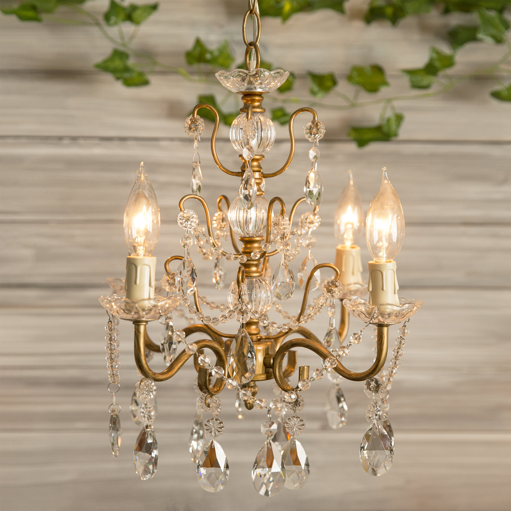 Blanchette 4-Light Candle Style Chandelier pertaining to Current Blanchette 5-Light Candle Style Chandeliers