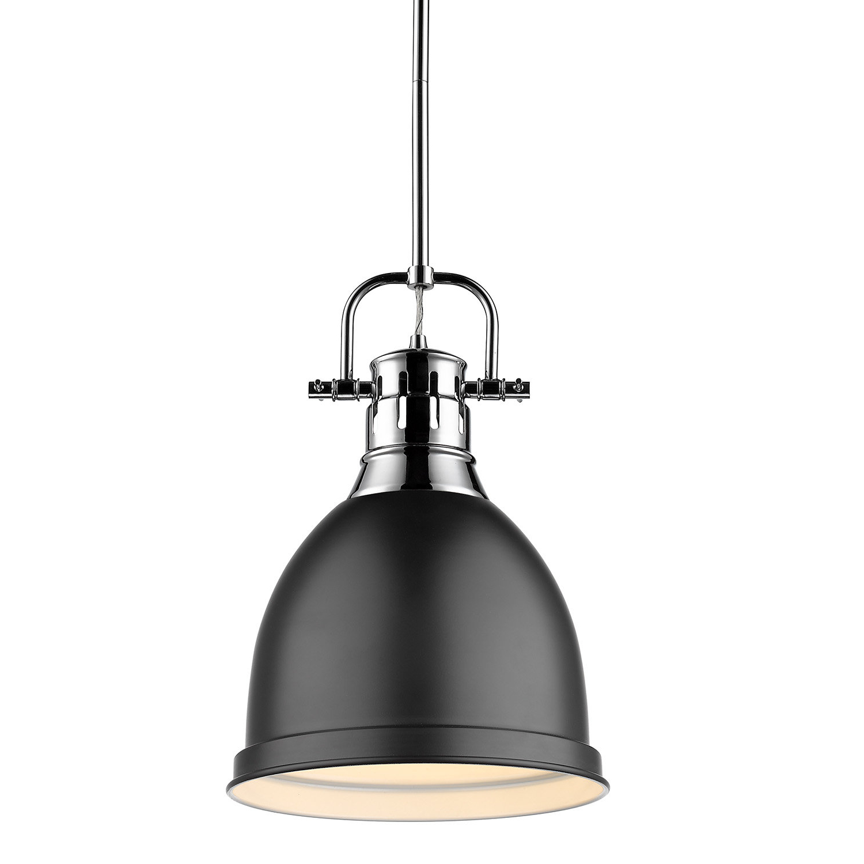 Bodalla 1-Light Single Bell Pendant within Recent Bodalla 1-Light Single Bell Pendants