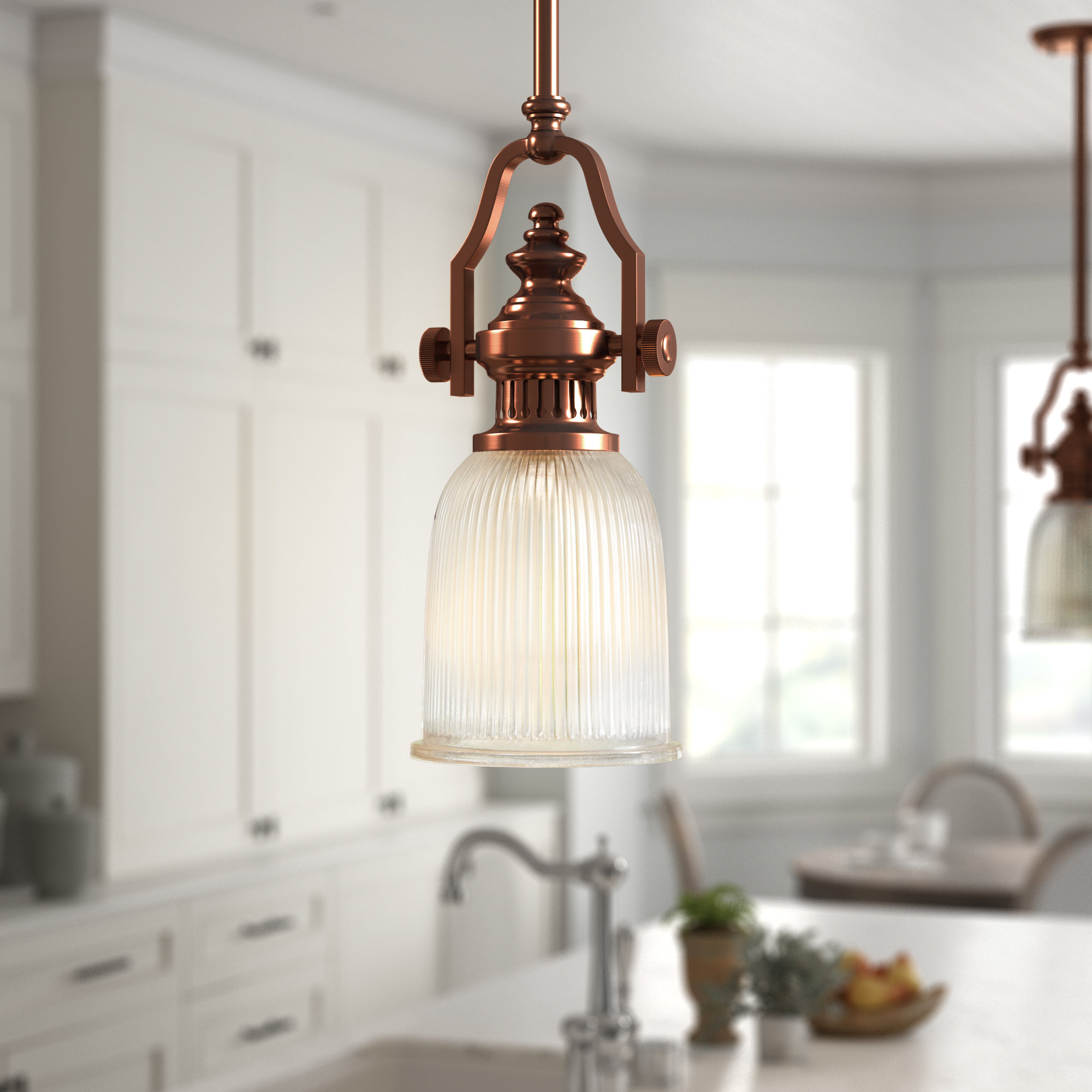 Bodalla 1-Light Single Bell Pendants regarding Favorite Erico 1-Light Single Bell Pendant