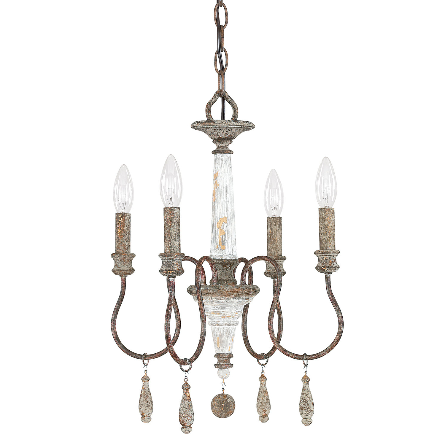 Bouchette Traditional 6-Light Candle Style Chandeliers regarding Well-liked Armande Candle Style Chandelier