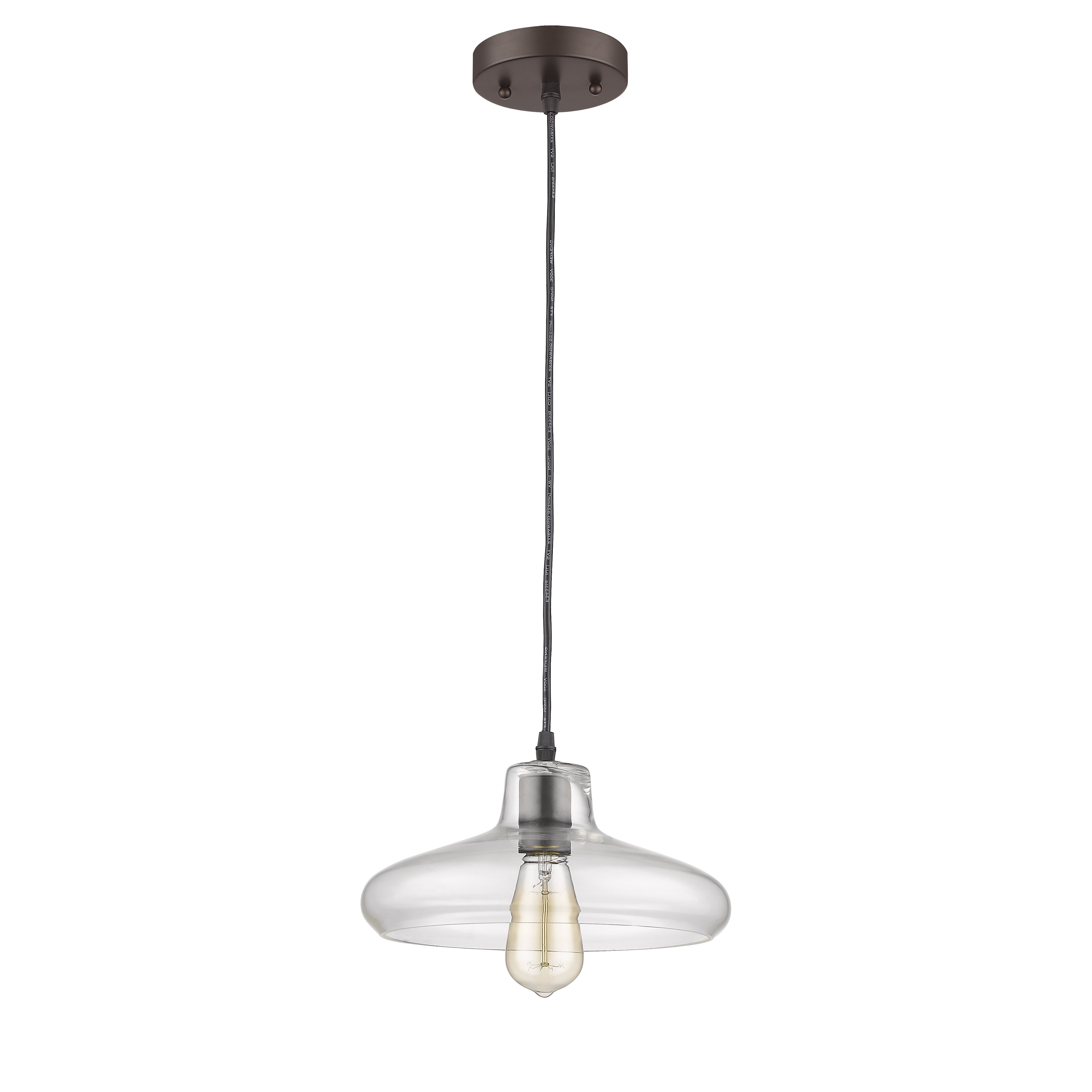 Bouvet 1-Light Dome Pendant within Most Recently Released Freeda 1-Light Single Dome Pendants
