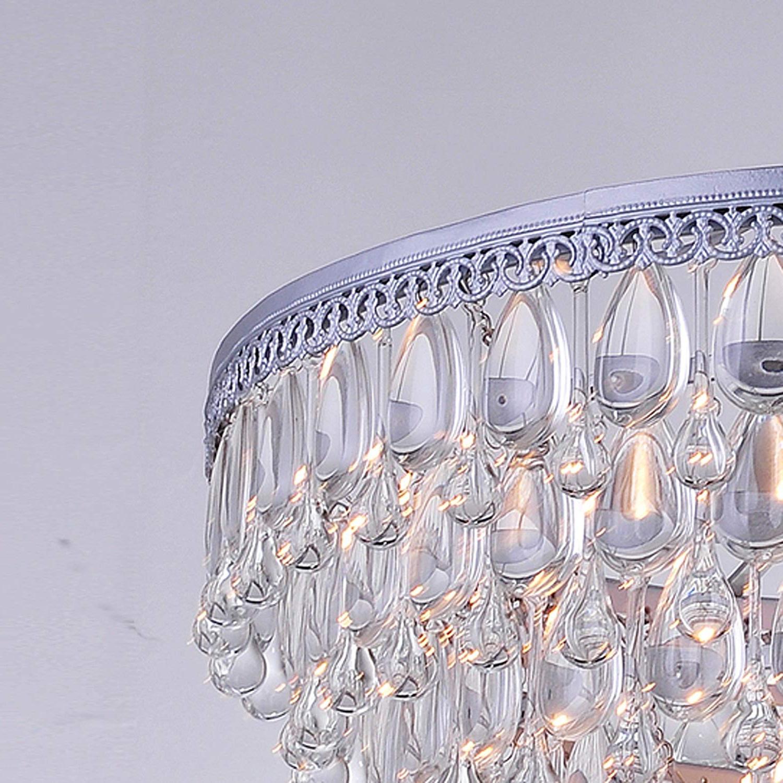 Bramers 6-Light Novelty Chandeliers in 2019 Wesley Crystal 6-Light Chandelier With Clear Teardrop Beads