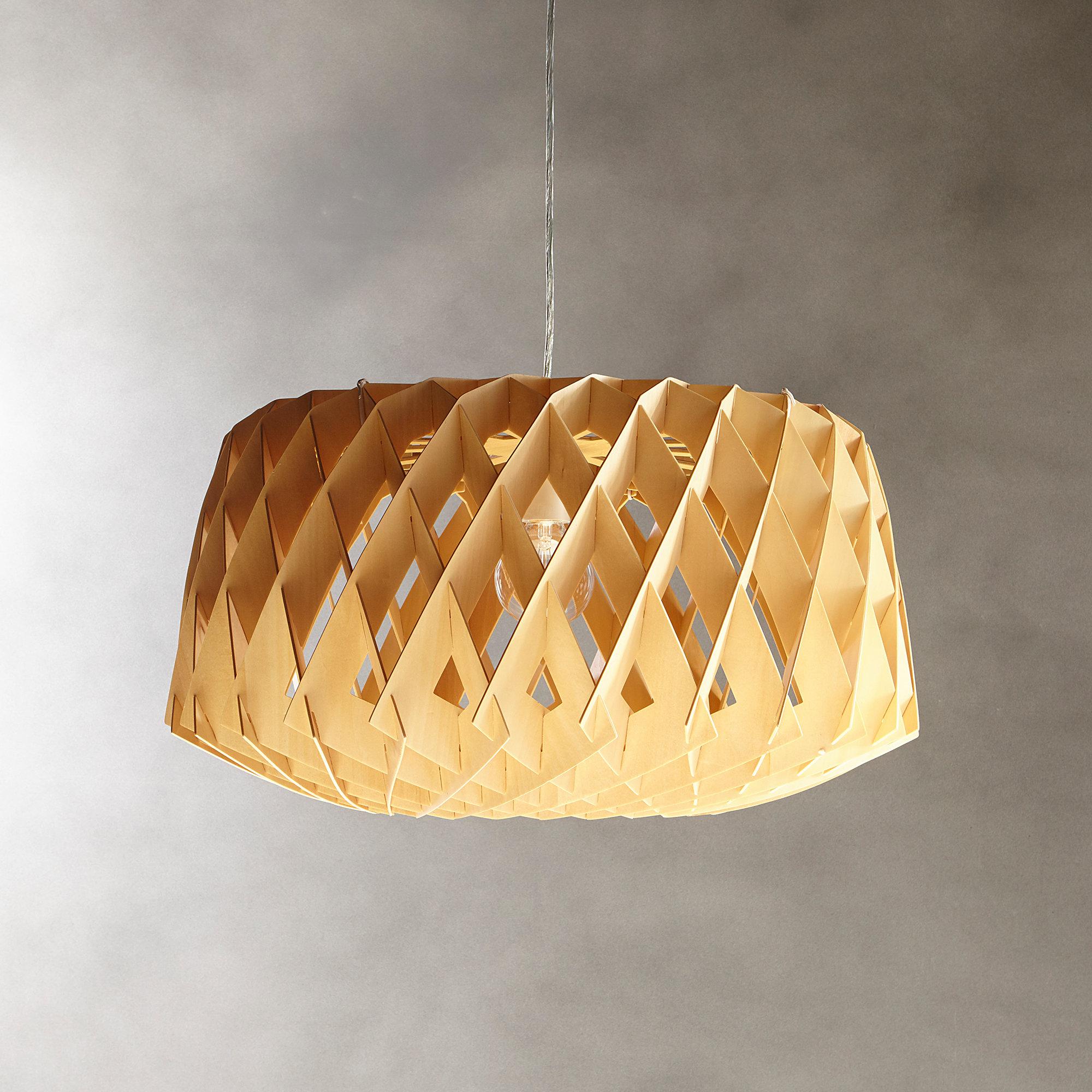 Brayden Studio Melora 1-Light Single Geometric Pendant with regard to Fashionable Melora 1-Light Single Geometric Pendants