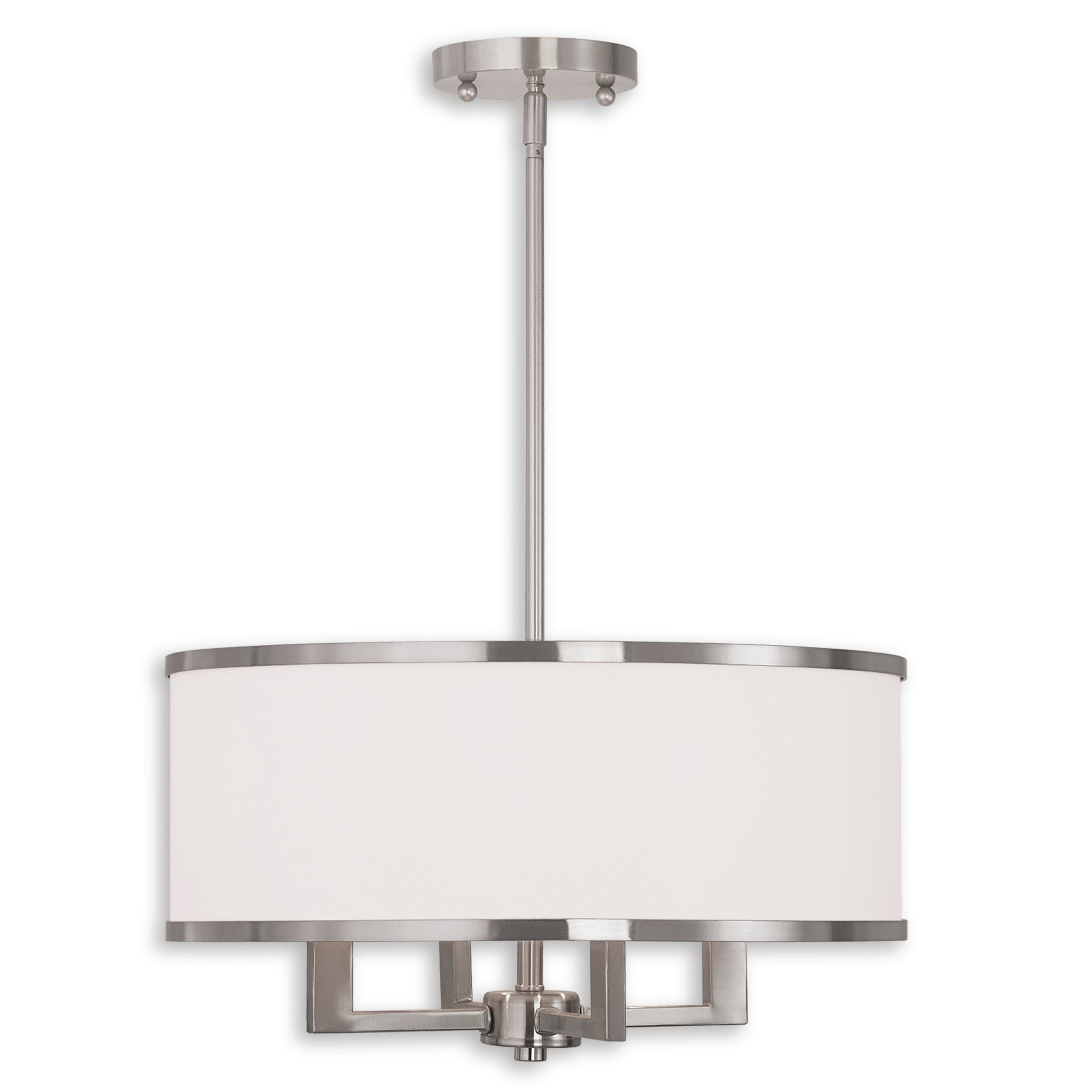 Breithaup 4 Light Drum Chandelier In Trendy Breithaup 4 Light Drum Chandeliers (View 8 of 25)
