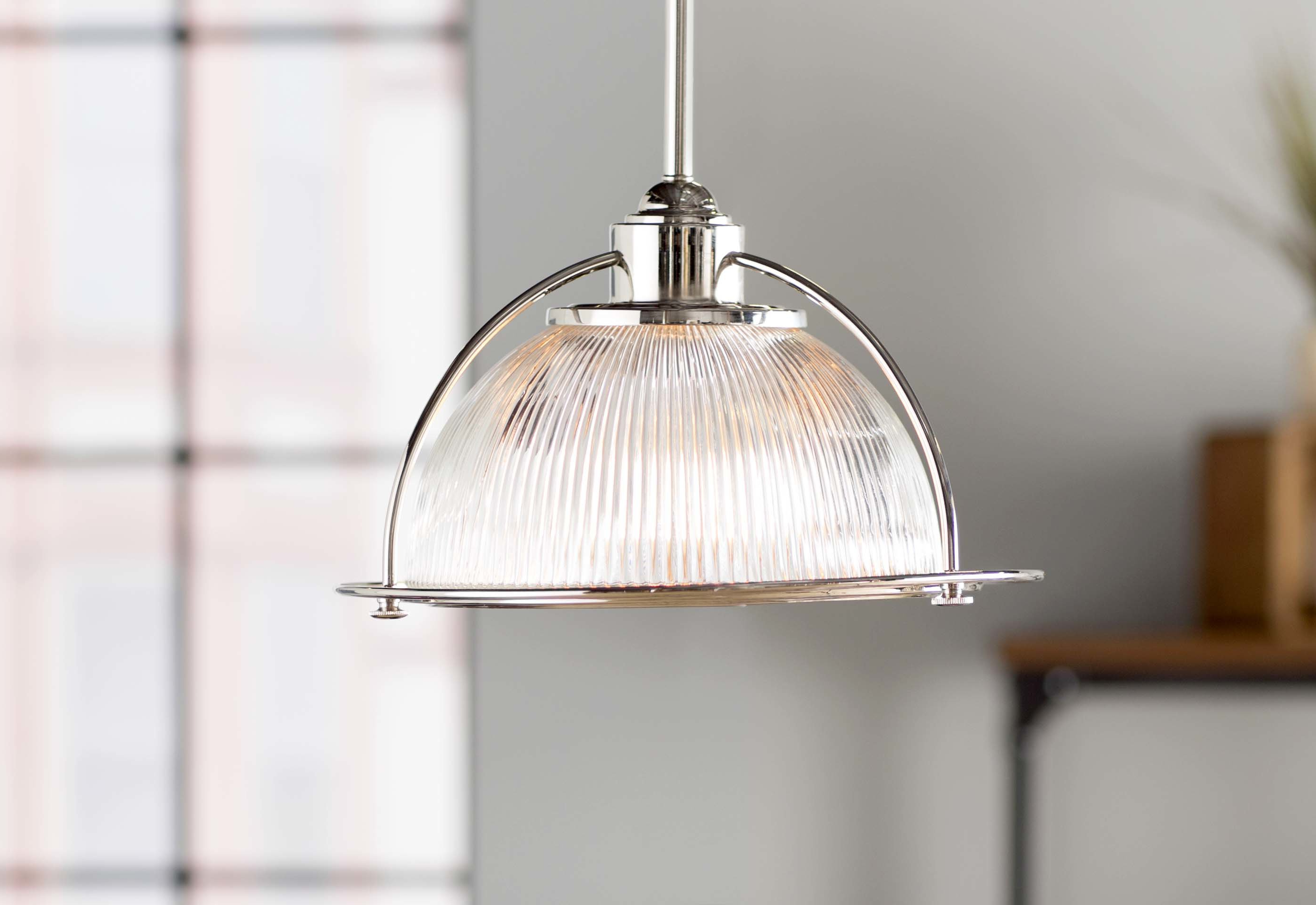 Brickford 1 Light Single Dome Pendant For Widely Used Granville 2 Light Single Dome Pendants (View 11 of 25)