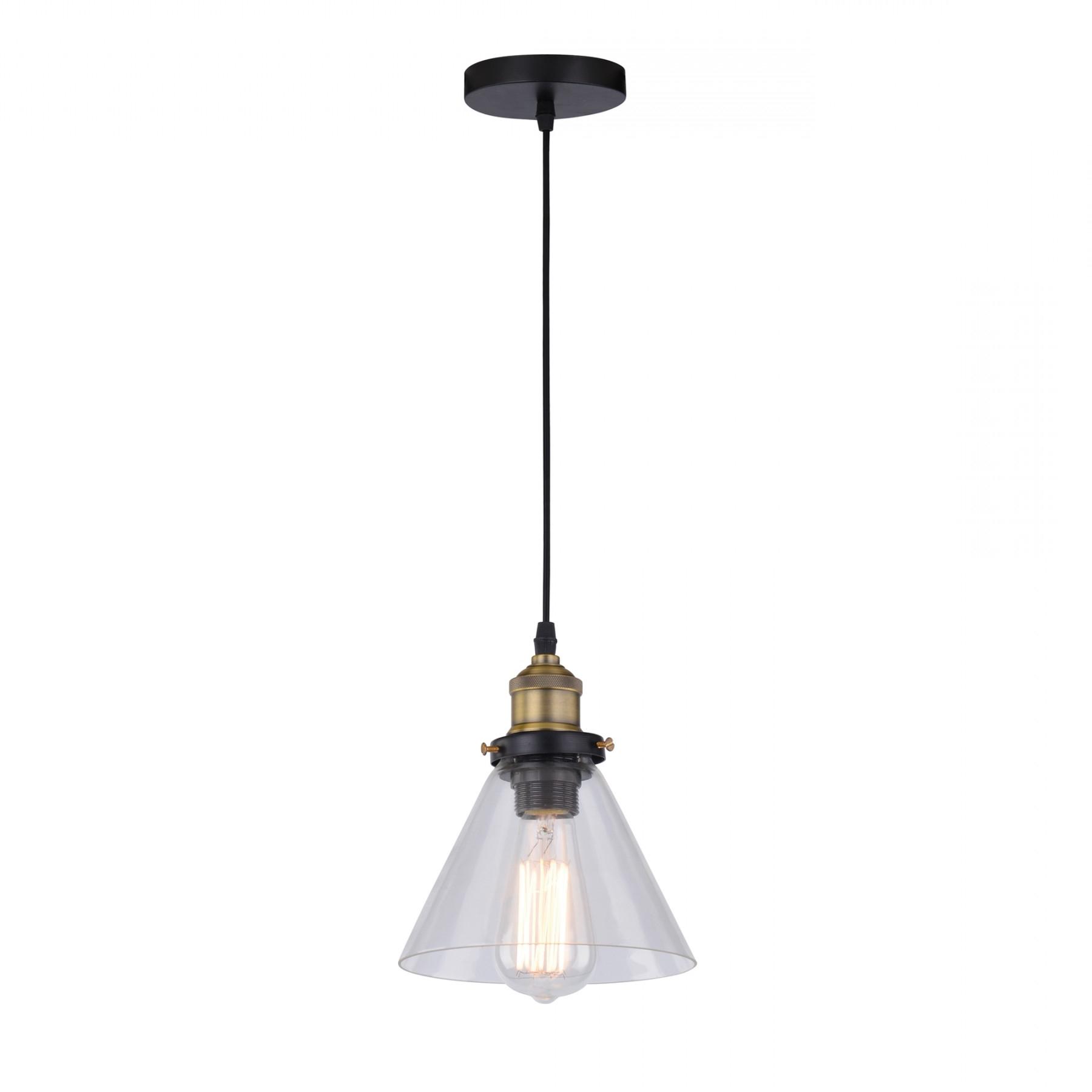 Britop Conrad Cone Ceiling Pendant Light throughout Famous Guro 1-Light Cone Pendants