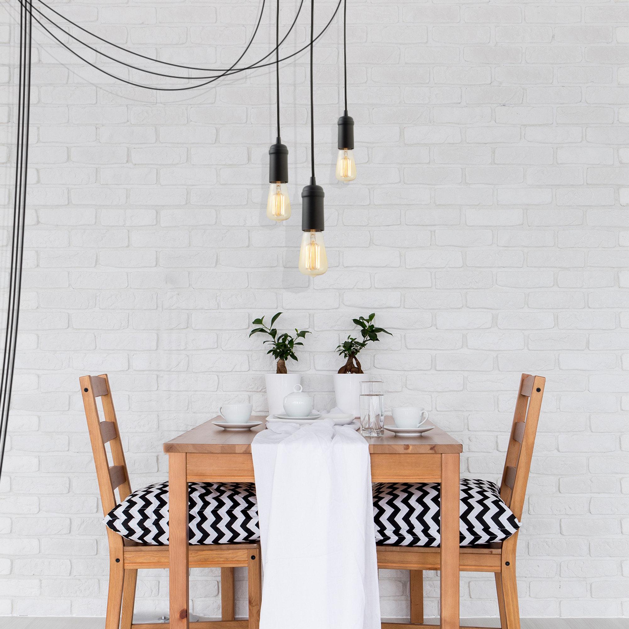 Bryker 1-Light Single Bulb Pendant for Most Recently Released Bryker 1-Light Single Bulb Pendants