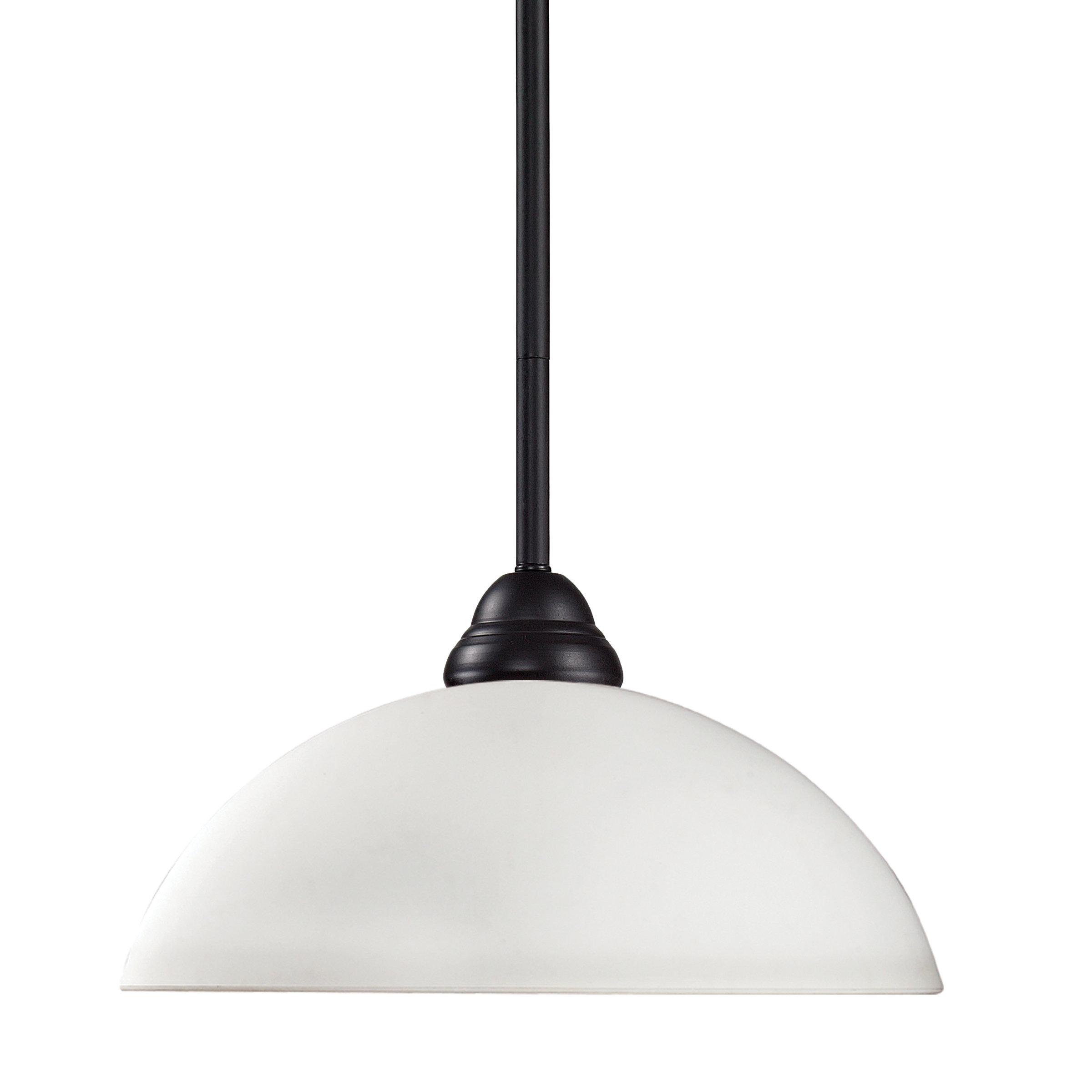 Brynlee 1 Light Single Dome Pendant With Favorite Southlake 1 Light Single Dome Pendants (View 9 of 25)