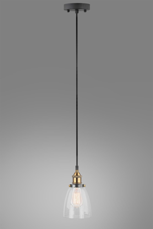 Bundaberg 1-Light Single Bell Pendants with regard to Popular Mercury Row Bundaberg 1-Light Single Bell Pendant