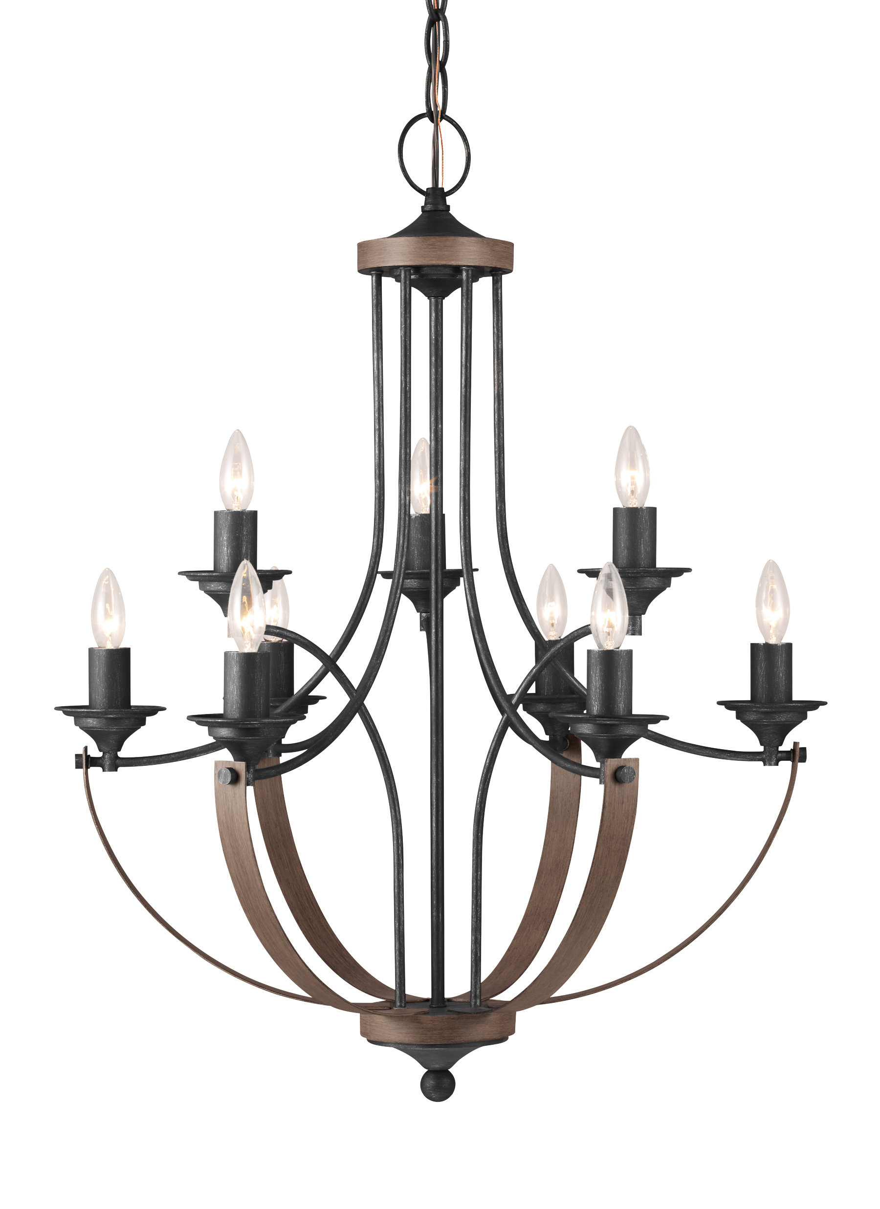 Camilla 9 Light Candle Style Chandelier Throughout Most Recently Released Camilla 9 Light Candle Style Chandeliers (View 3 of 25)