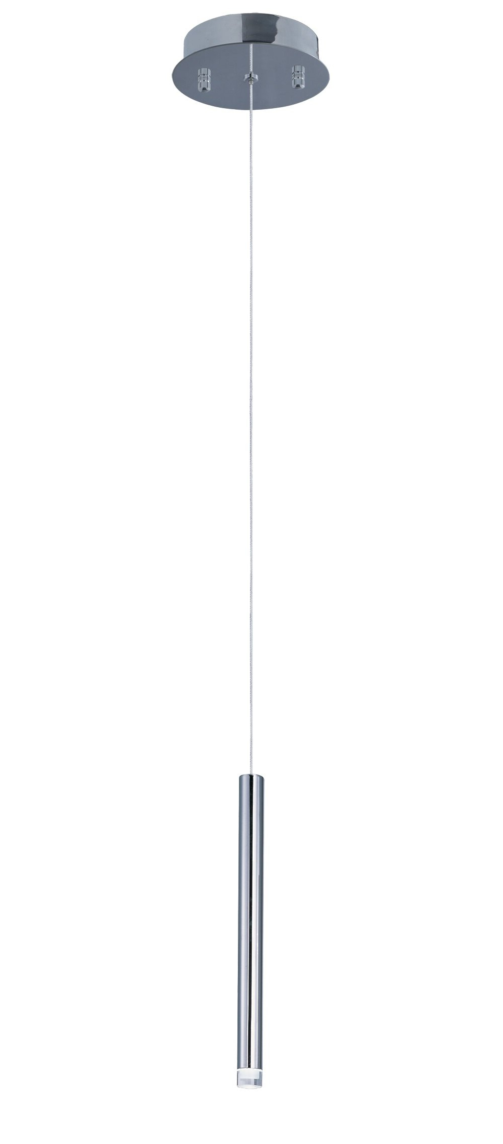 Cancri 1 Light Led Single Cylinder Pendant With Recent Fennia 1 Light Single Cylinder Pendants (View 23 of 25)