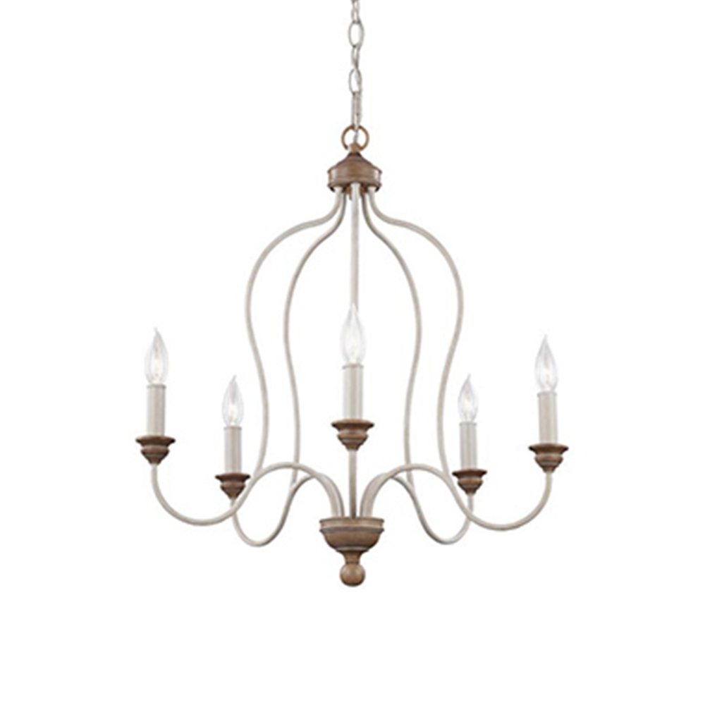 Chandeliers – The Home Depot Throughout Newest Giverny 9 Light Candle Style Chandeliers (View 13 of 25)