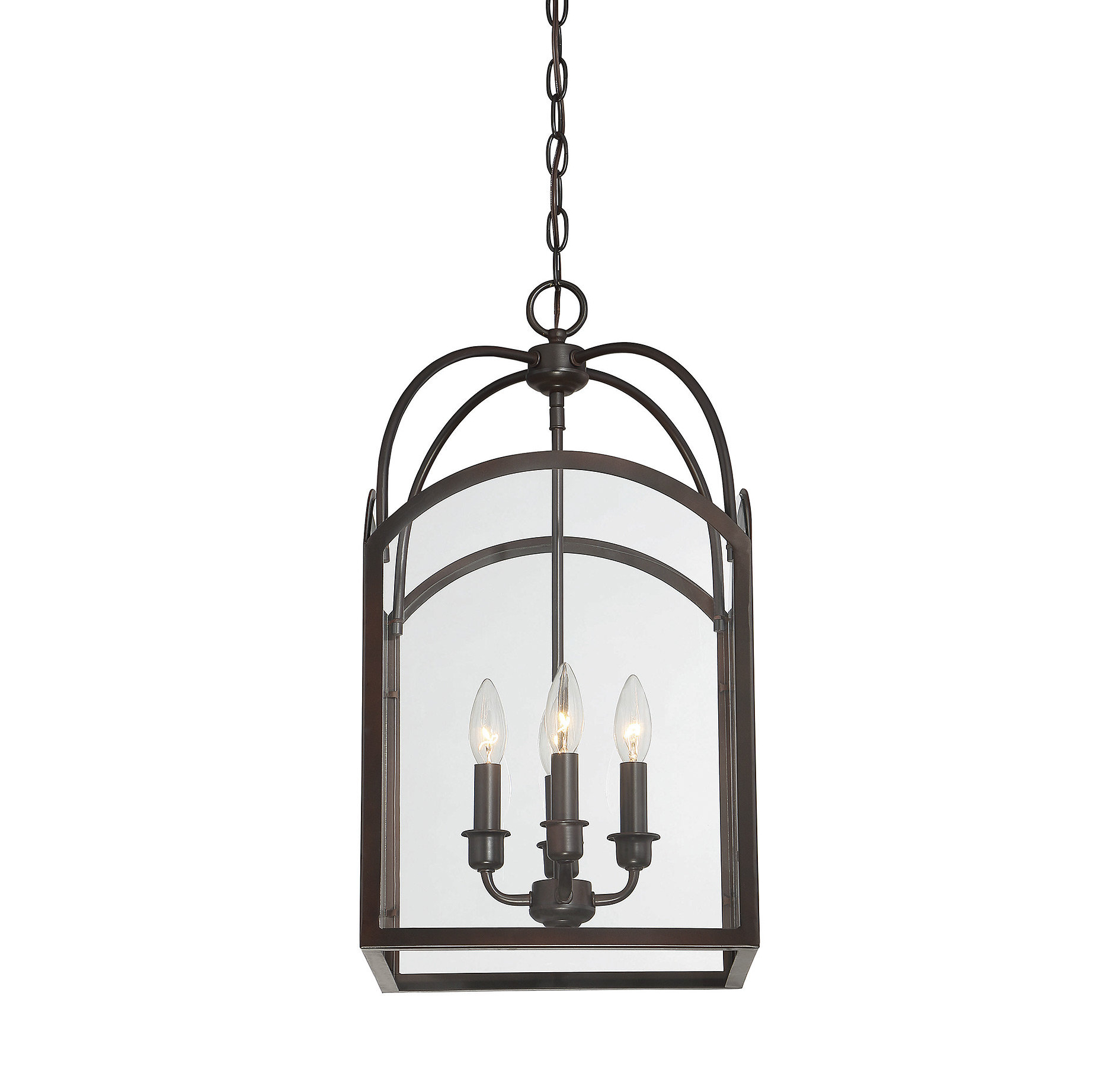 Chauvin 3 Light Lantern Geometric Pendants In Recent Mount Airy 4 Light Lantern Geometric Pendant (View 20 of 25)
